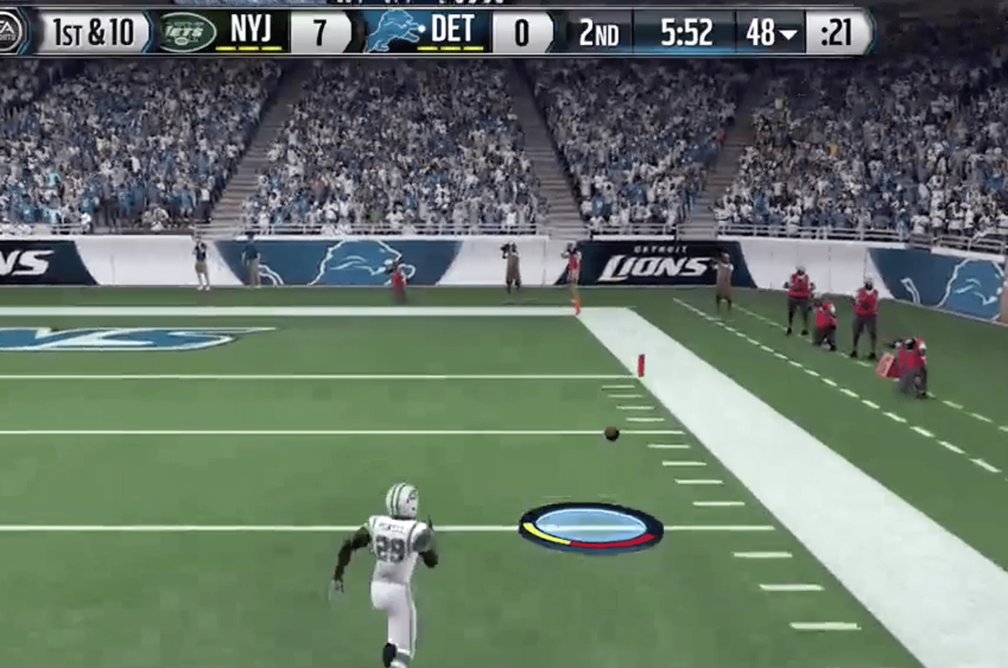 The First Madden 16 Glitch Has Been Discovered Video See what josh potter (jmaxpotter) has discovered on pinterest, the world's biggest collection of ideas. the first madden 16 glitch has been
