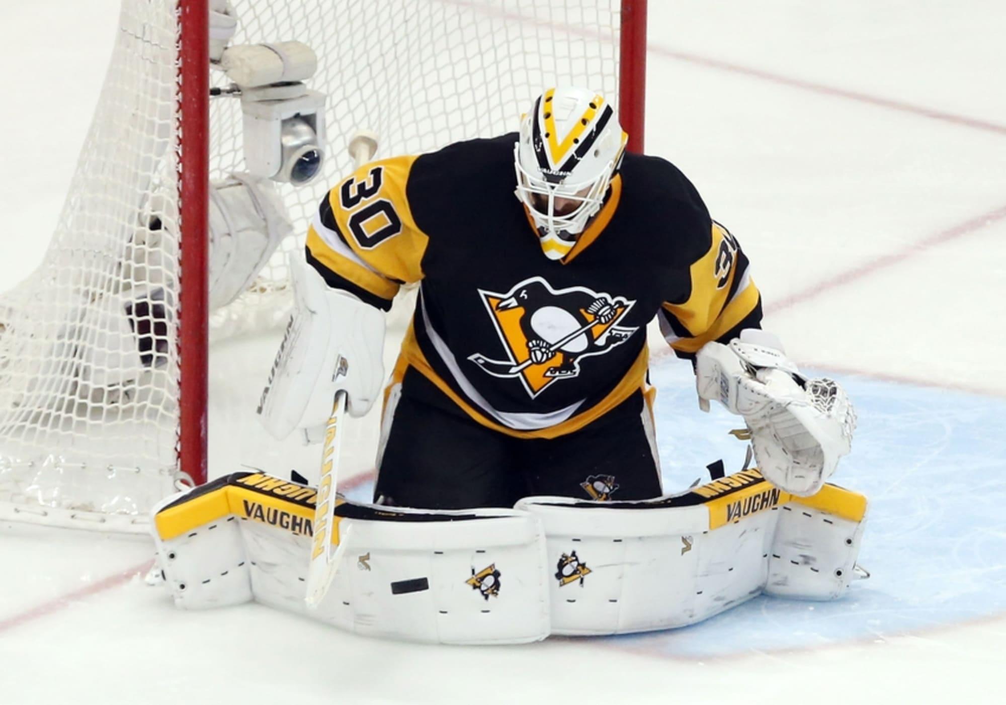 Penguins Goalie Matt Murray Out 3 6 Weeks With Broken Hand