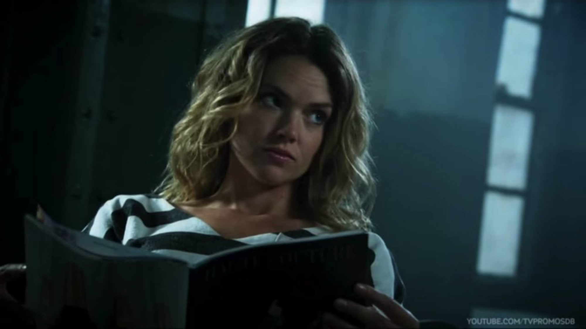 Gotham Erin Richards Answers The Harley Quinn Question