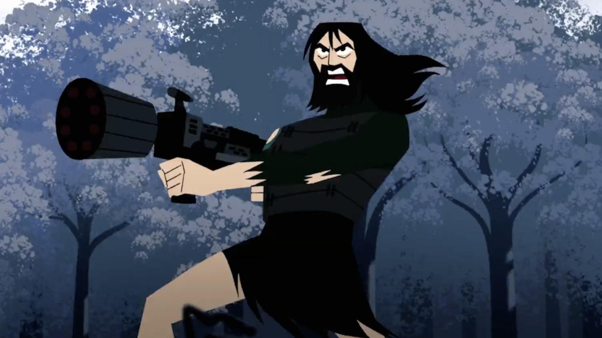 Samurai Jack season 5 episode 5 review: Ashi discovers the truth