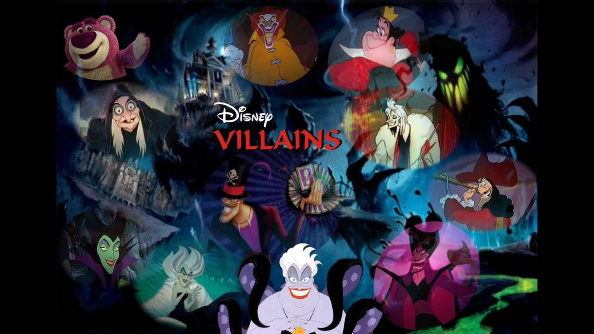The 5 Scariest Disney Villains Of All Time Ranked Who S The Scariest