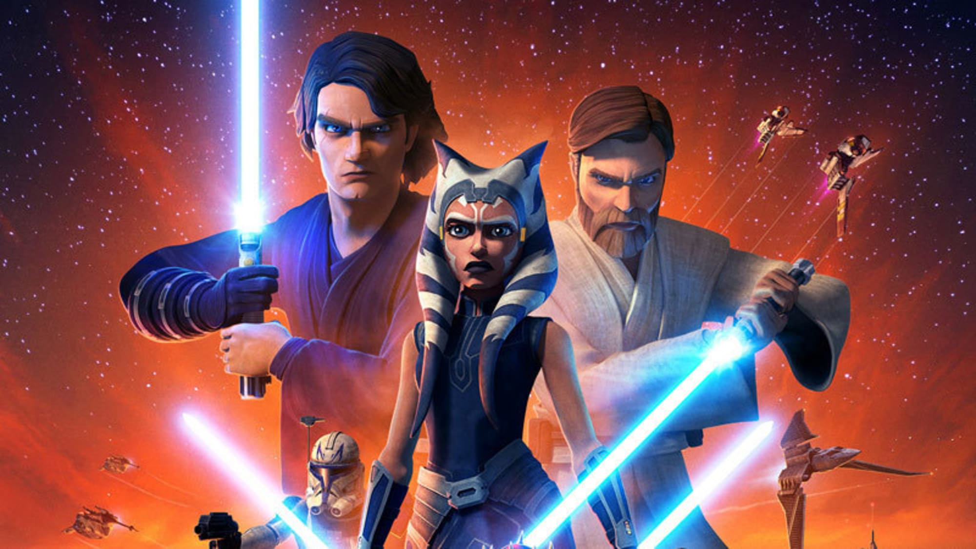 How Will Star Wars The Clone Wars Cross Over With Revenge Of The Sith