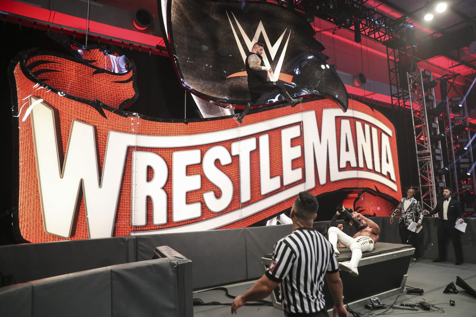 Here's everything you need to know about the new WrestleMania schedule