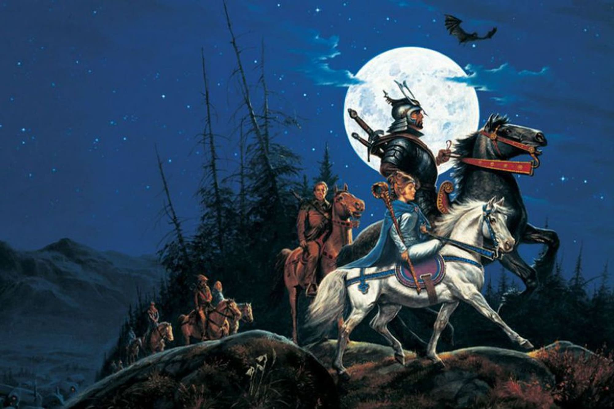 Why The Wheel of Time should be your quarantine read