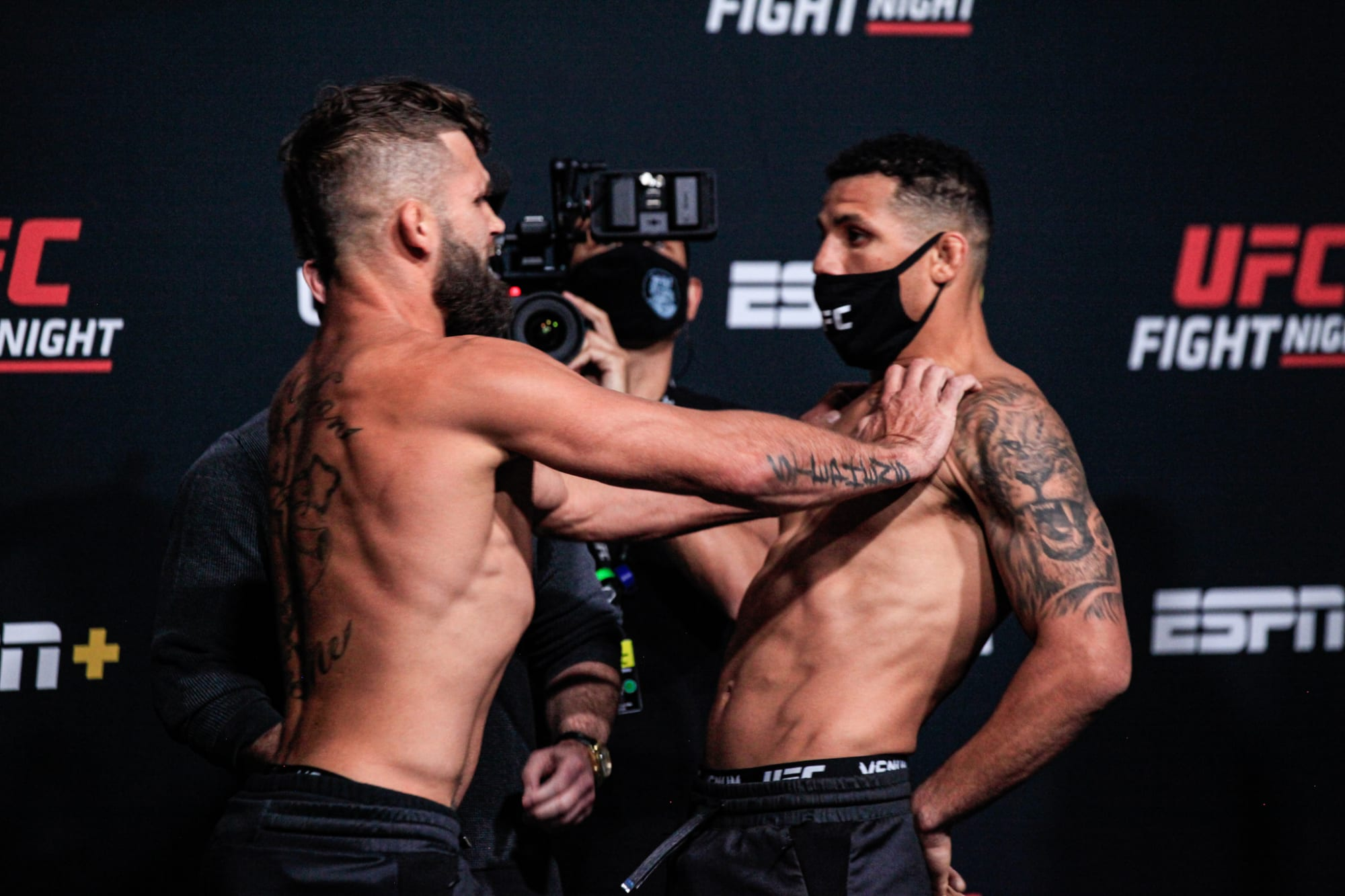 UFC Vegas 24: Drakkar Klose releases lengthy statement following fight cancellation after face-off shove