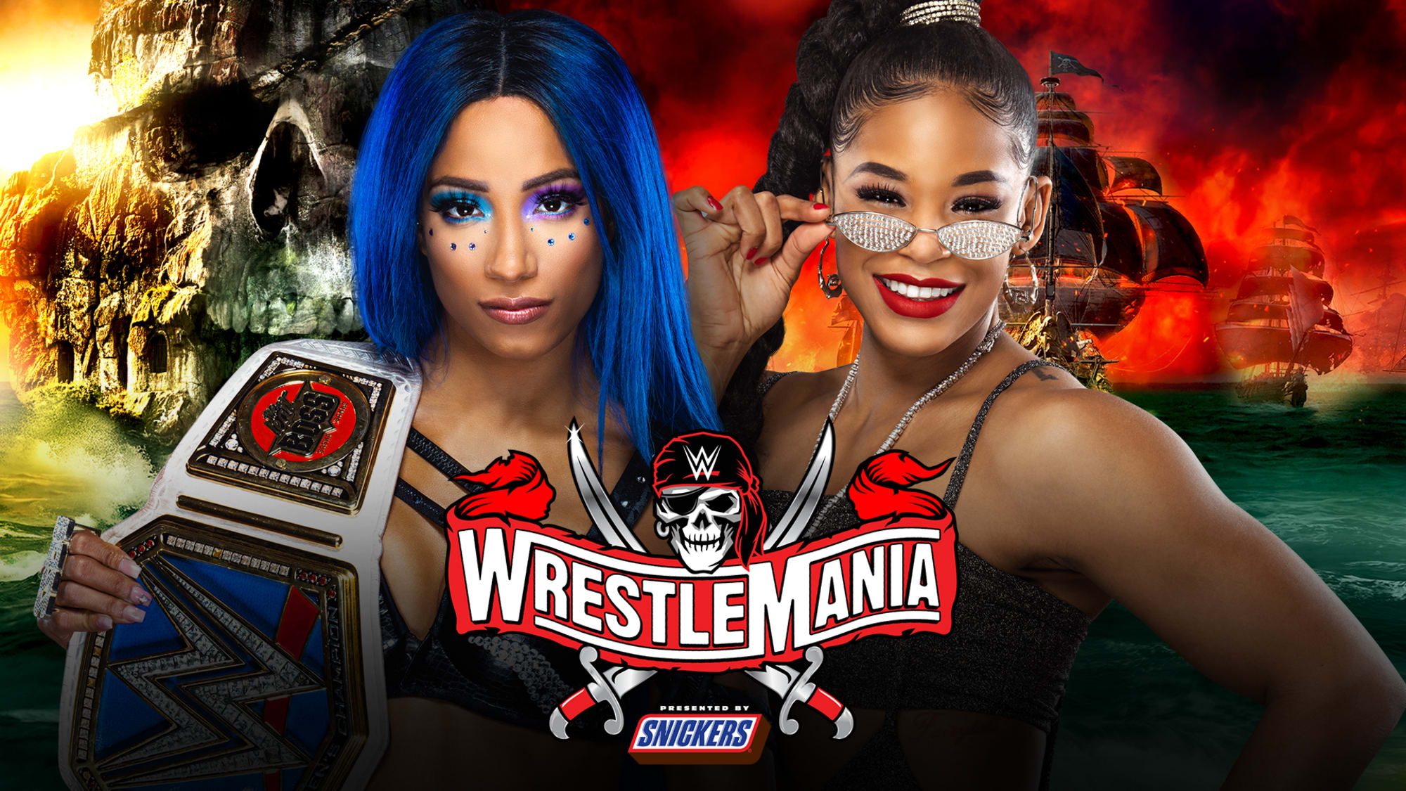 WWE WrestleMania 37 night one live results and highlights