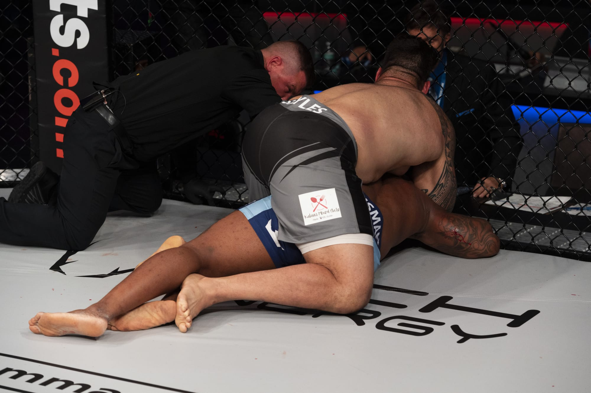 PFL 3: Brandon Sayles upsets Mohammed Usman with shocking submission (Video)