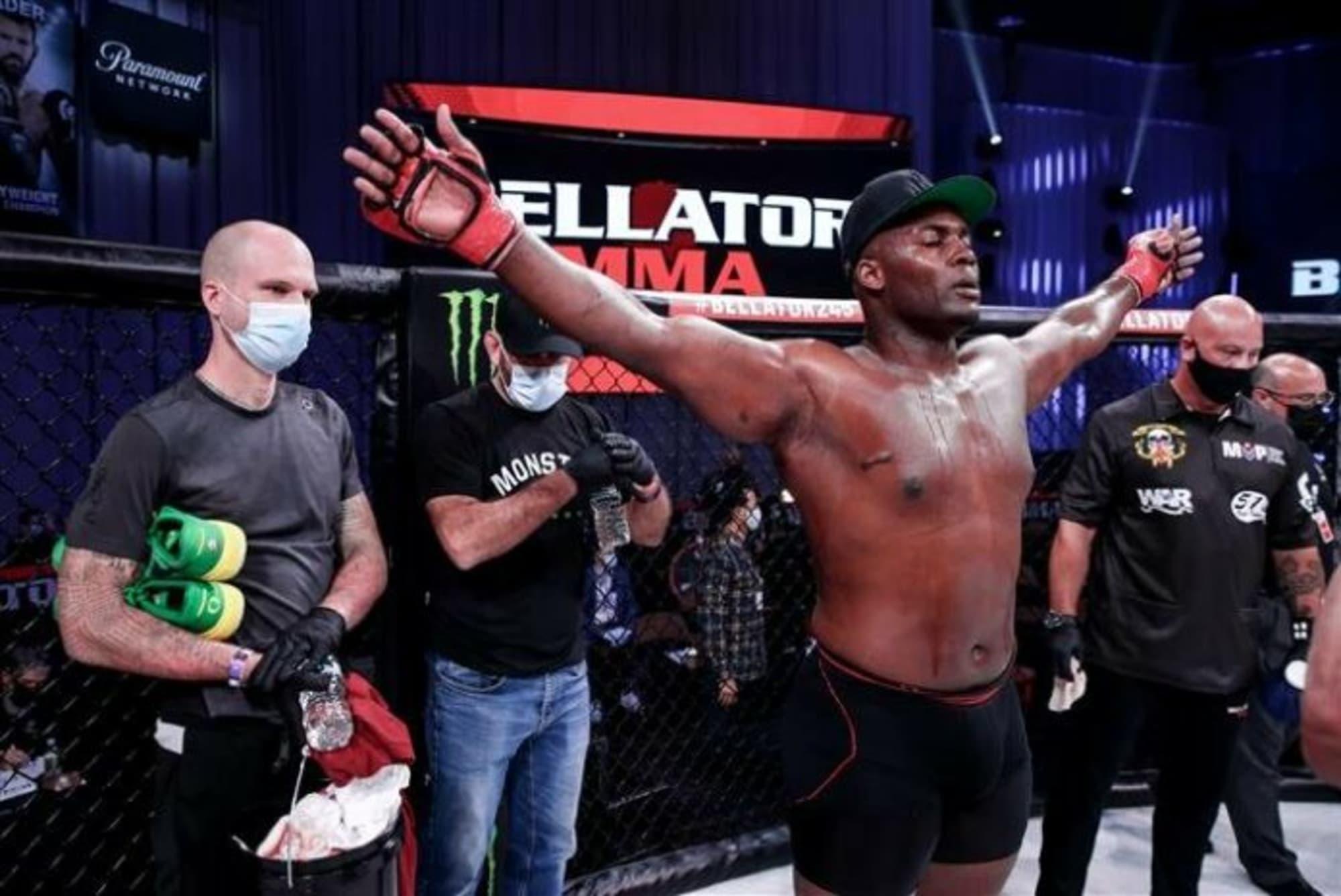 Bellator 264: Davion Franklin es el luchador a seguir