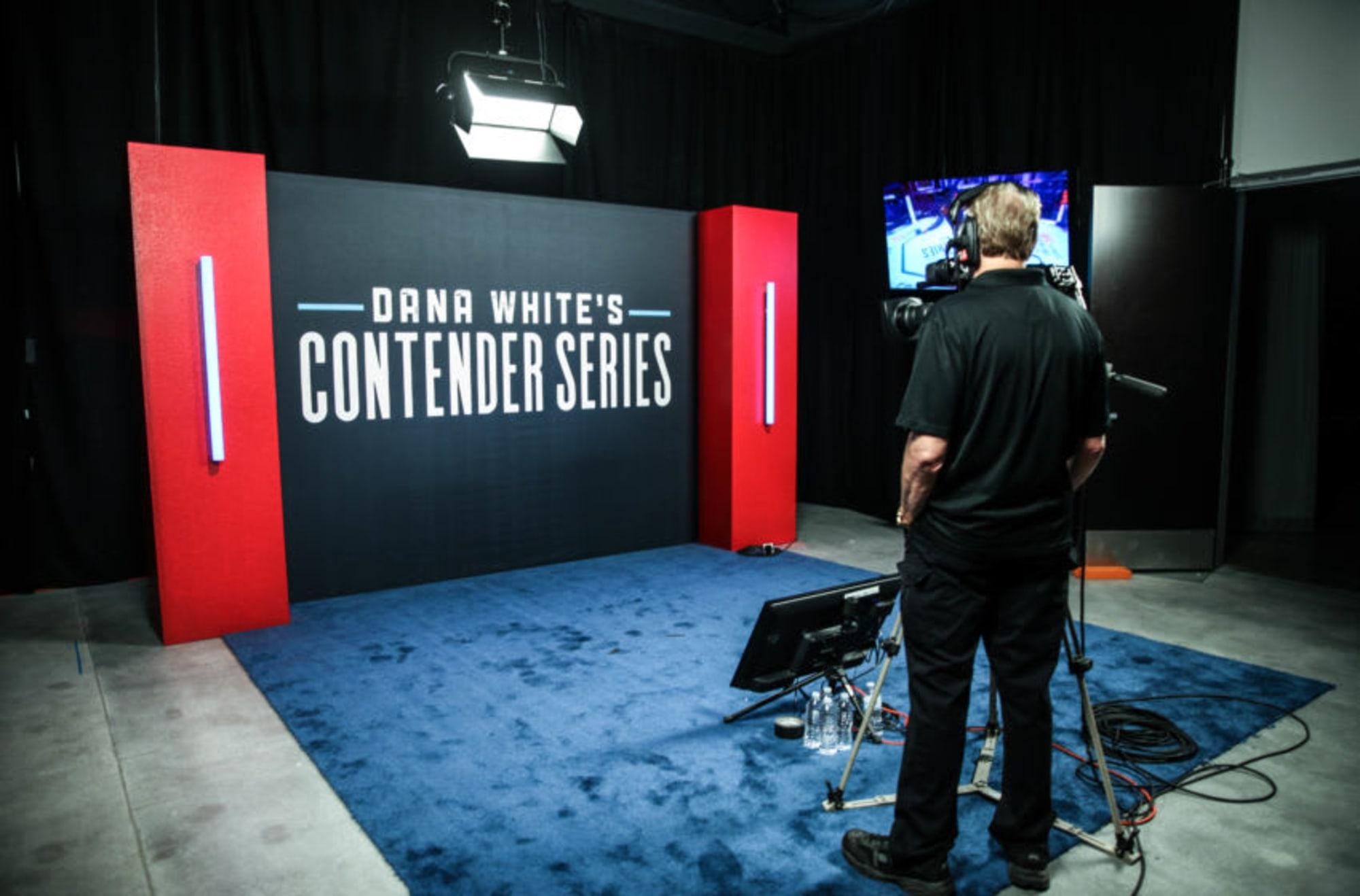 Todo lo que necesita saber sobre la temporada 5 de Dana White Contender Series
