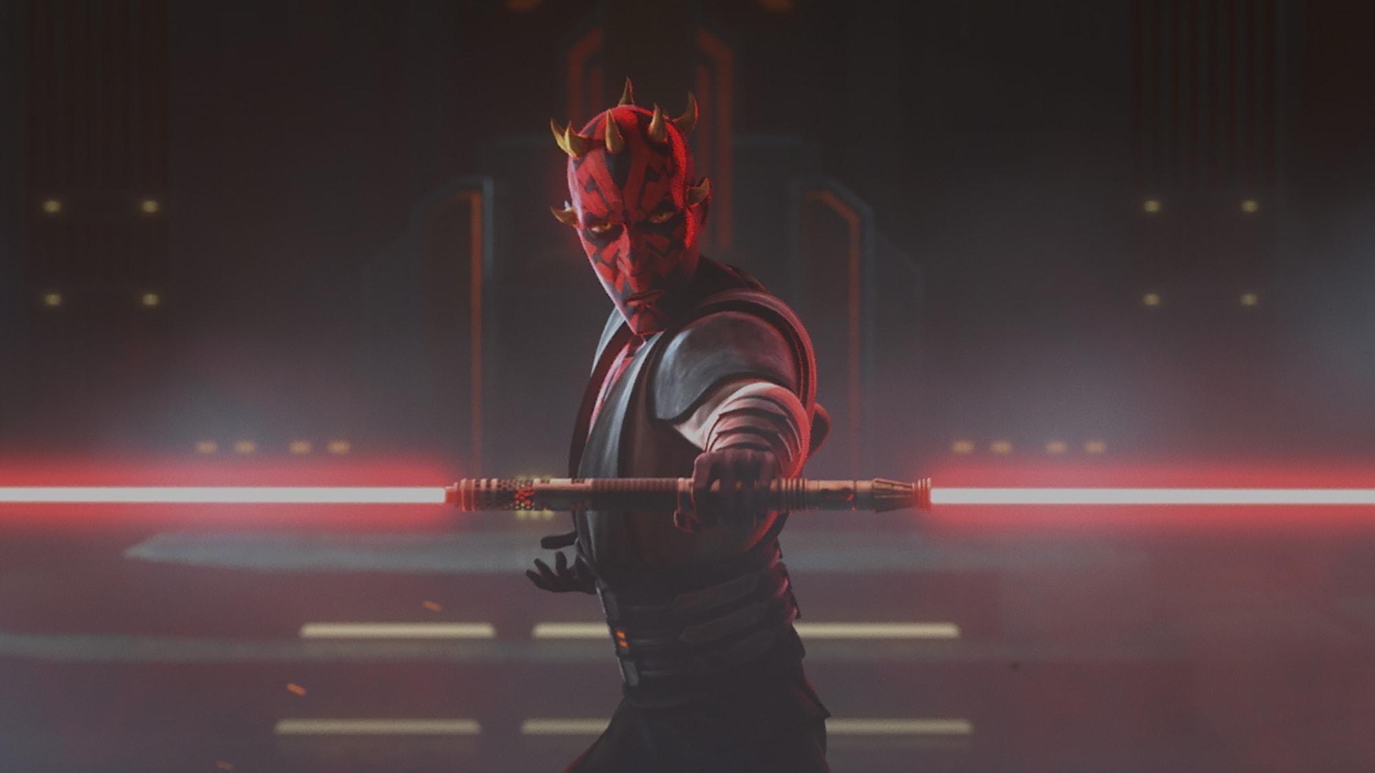 Star Wars: Darth Vader's next chapter could involve Darth Maul