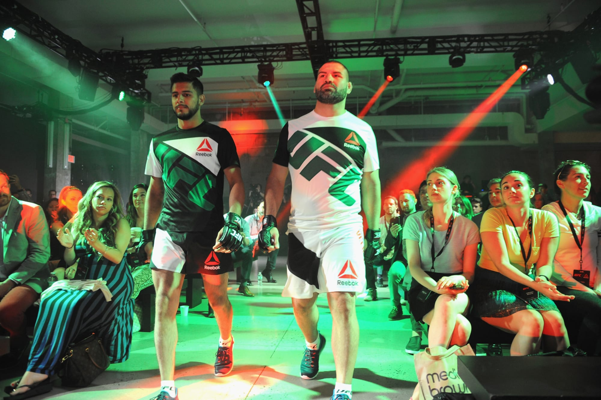 What the new VENUM UFC outfitting deal