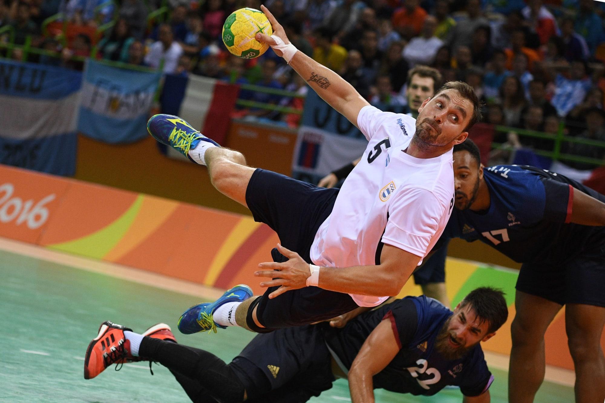 Stream Handball