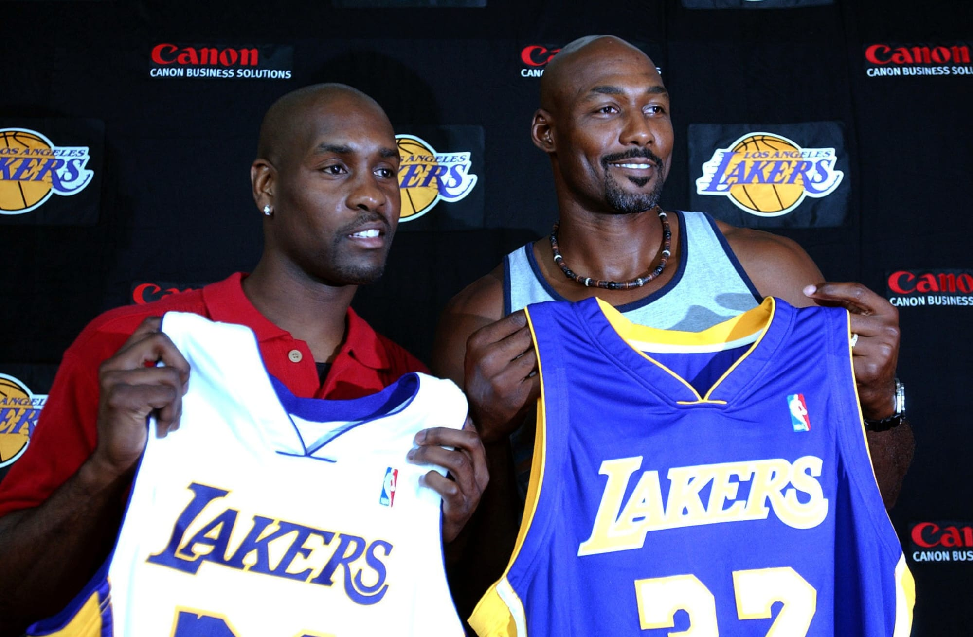 3 NBA legends you forgot played for the Los Angeles Lakers