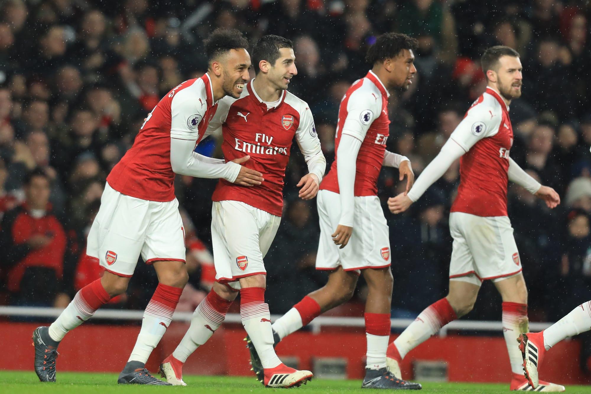 Arsenal 5-1 Everton: Premier League highlights and recap