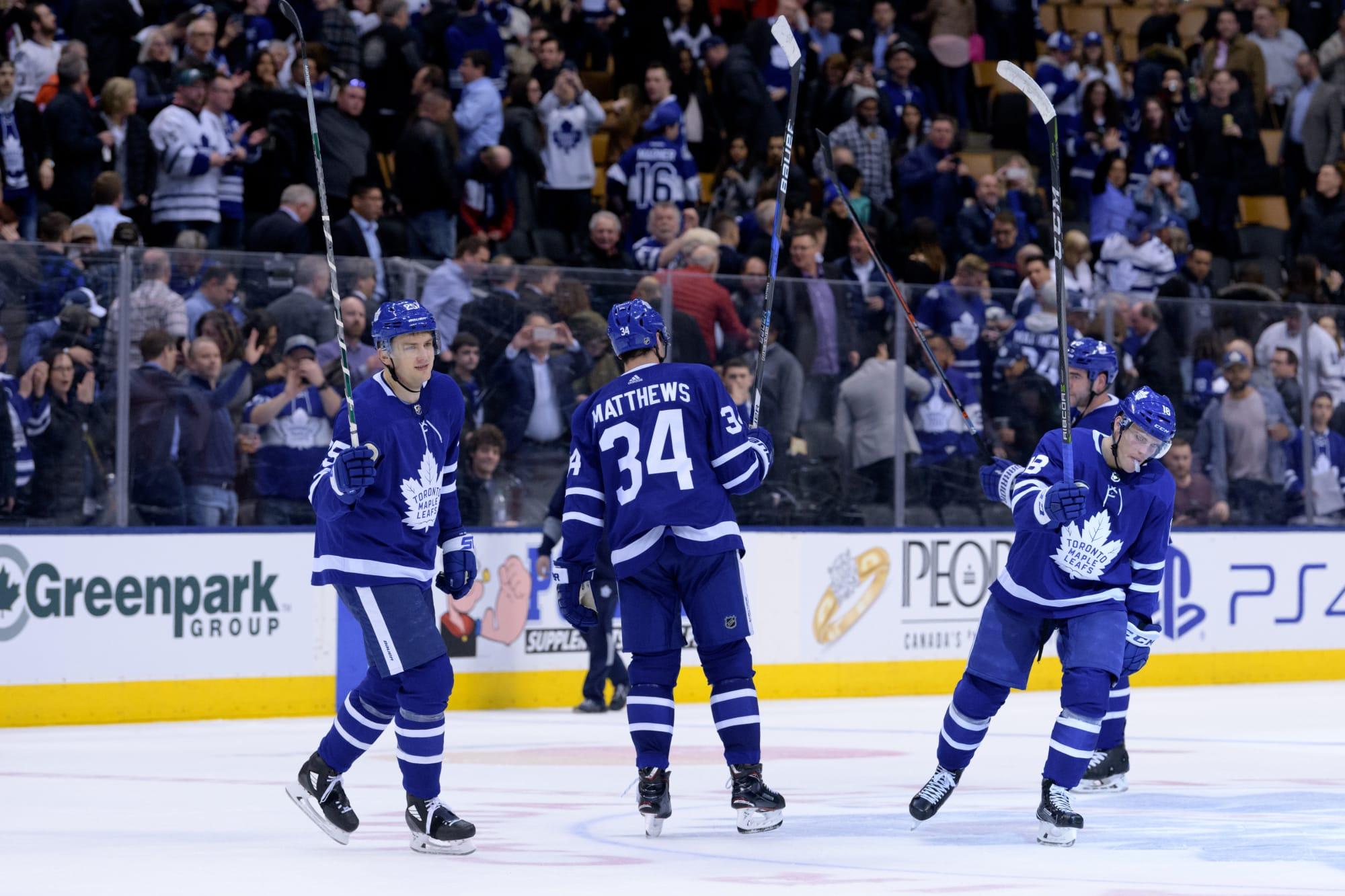 Toronto Maple Leafs 5 Burning Questions For 2018 19 Season