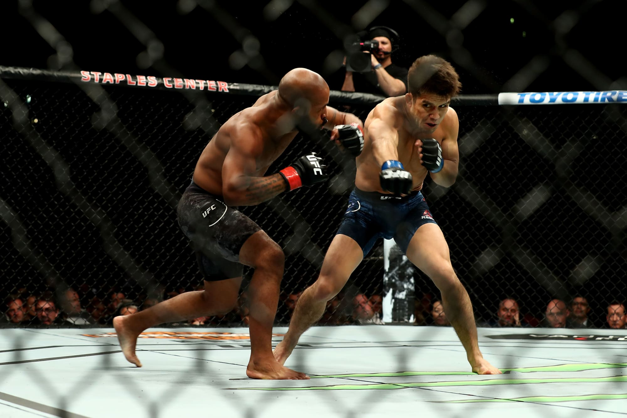 Henry Cedjudo hints at highly unlikely super-fight with Demetrious Johnson