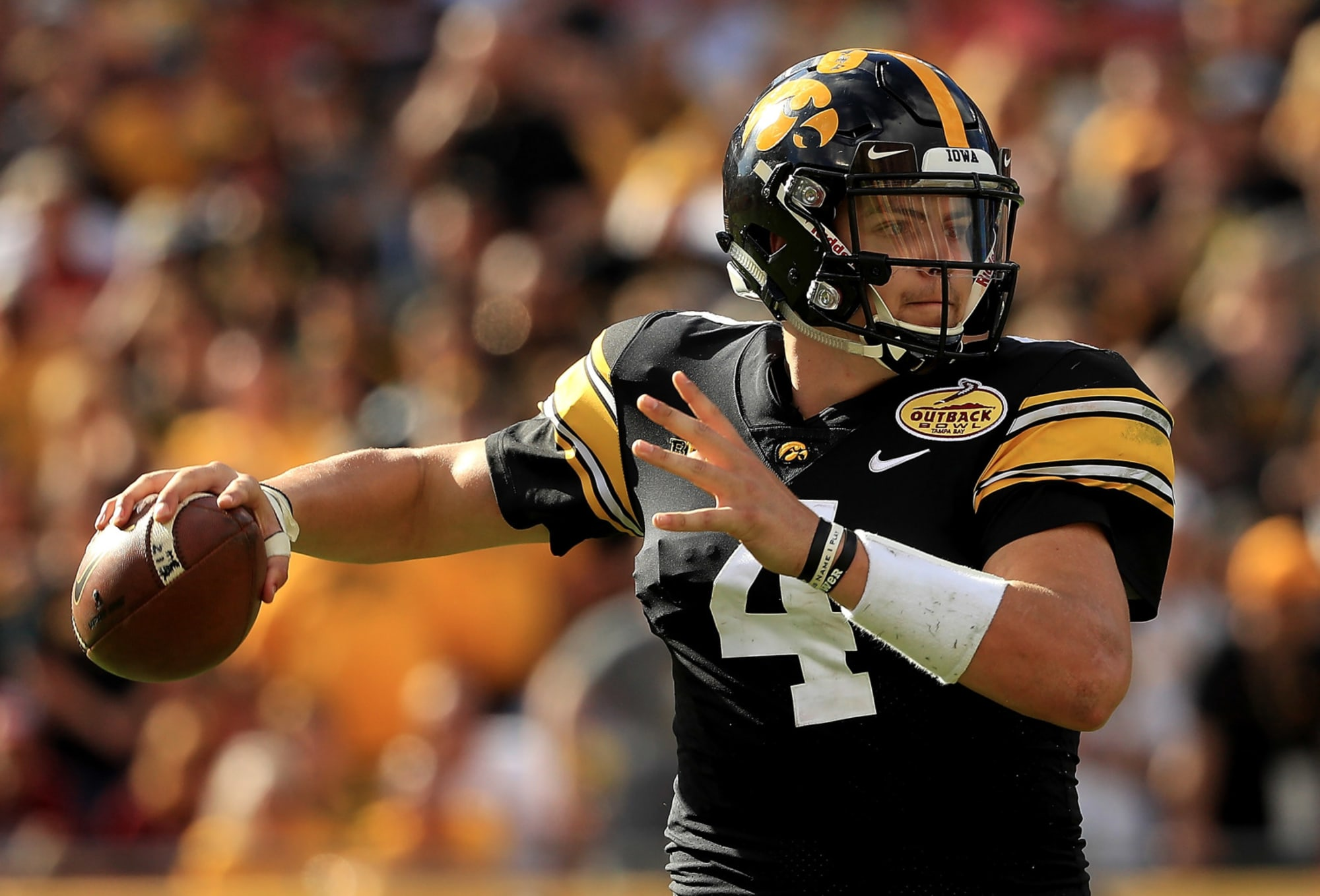 Iowa Football Schedule 2019 Game By Game Predictions