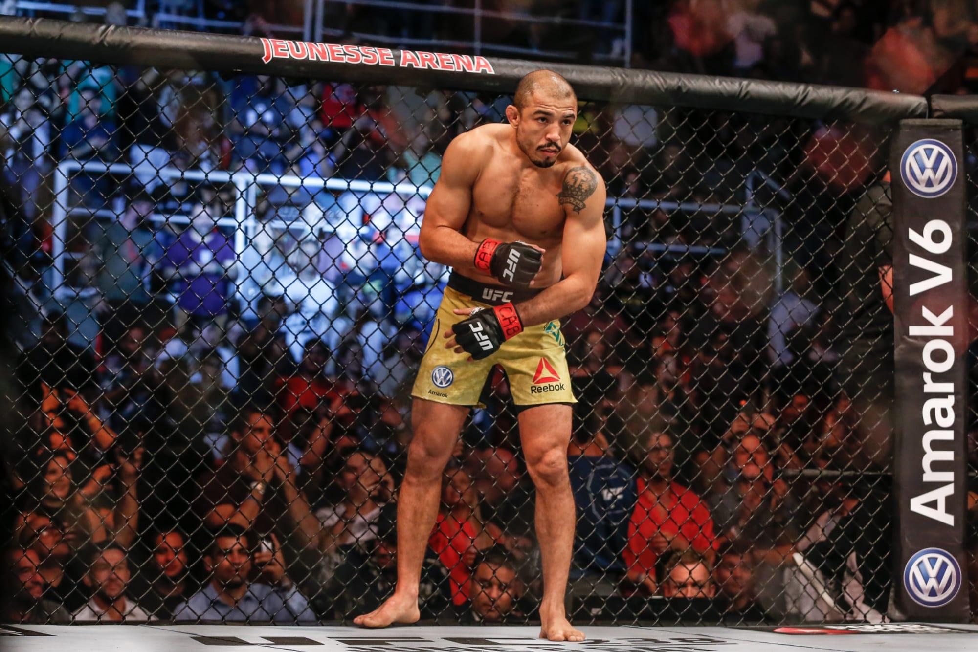 UFC 251: 5 keys to victory for Jose Aldo