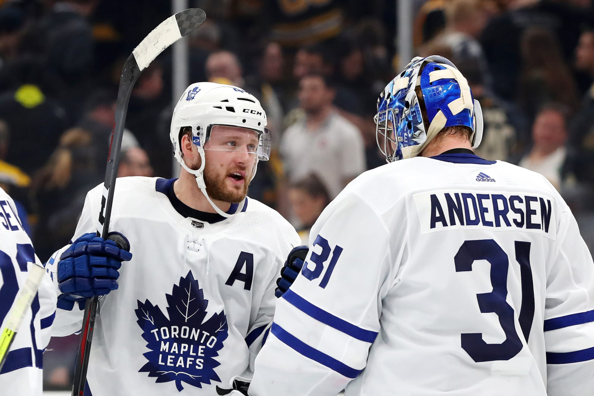 Will The Nhl Season Pause Actually Help The Toronto Maple Leafs