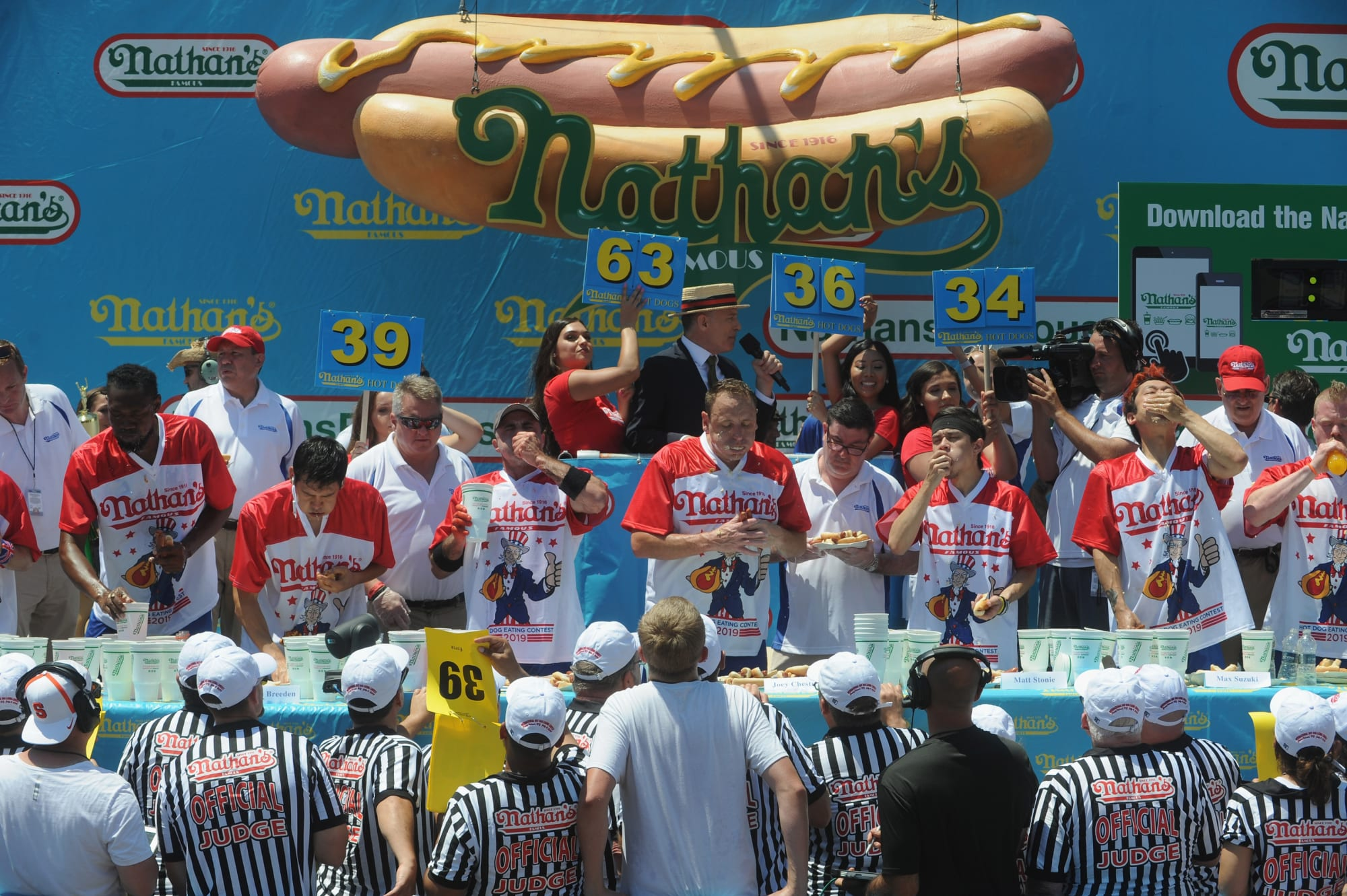 Nathan's Hot Dog eating contest 2021 live stream reddit: How to watch