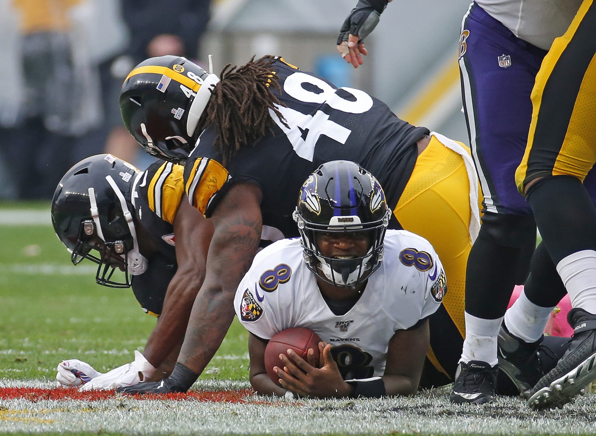 Can the Steelers truly compete with the Ravens in 2020?