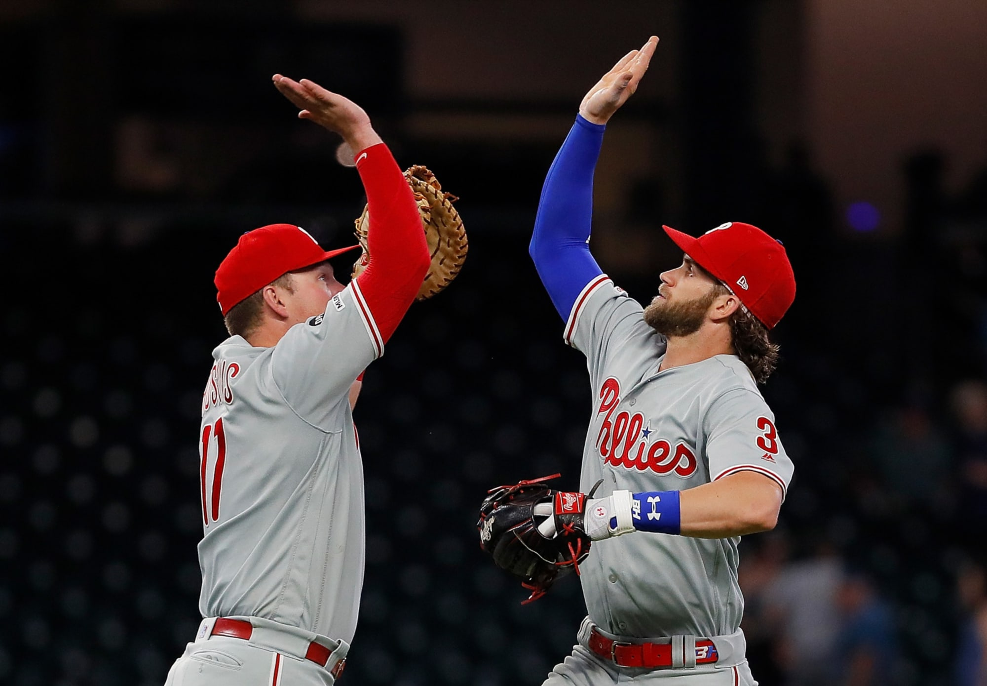 Can the Phillies live up to their high expectations this season?