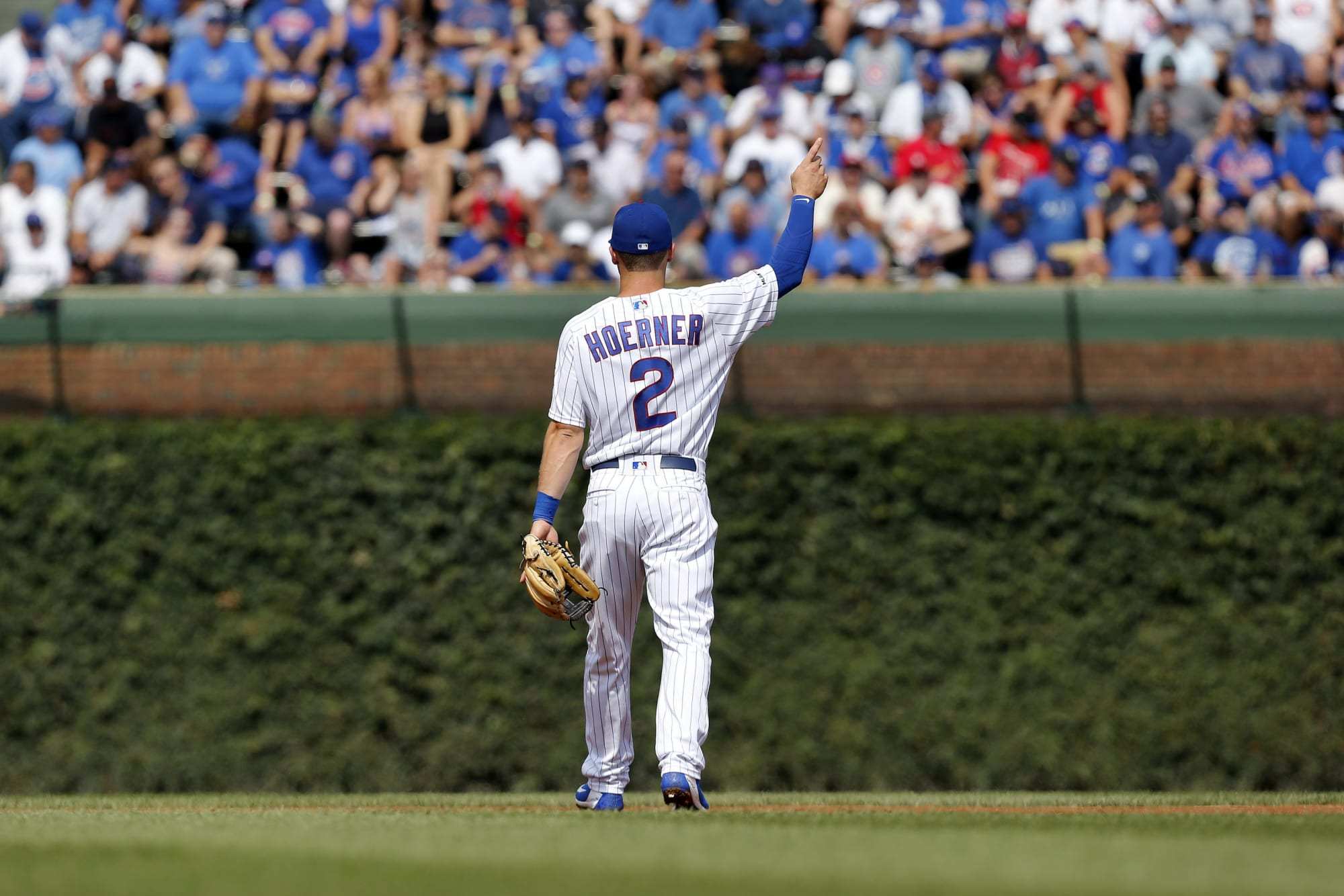Can top Cubs prospect Nico Hoerner be the new addition their lineup needs?