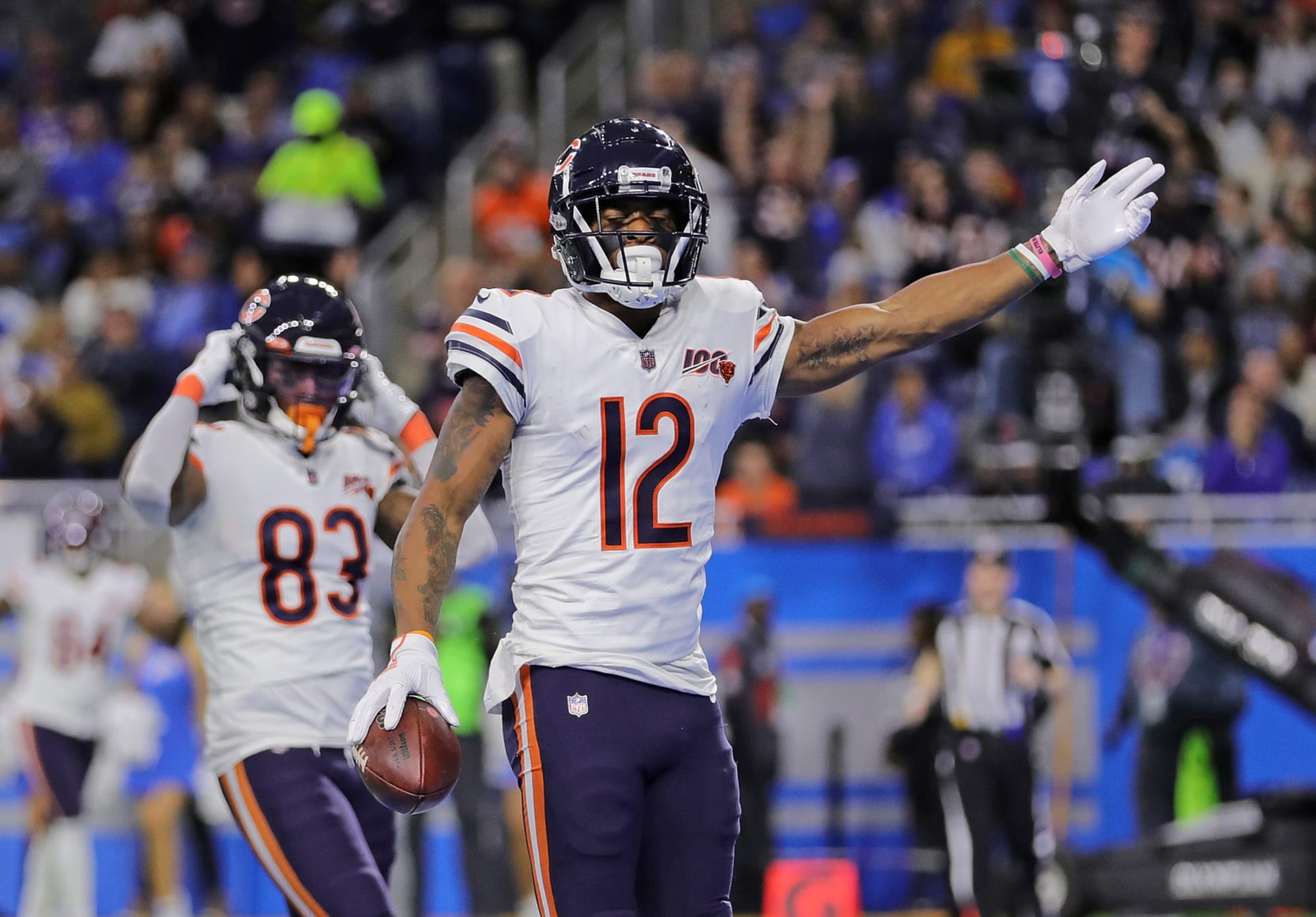 Allen Robinson is the most underrated receiver in the NFL