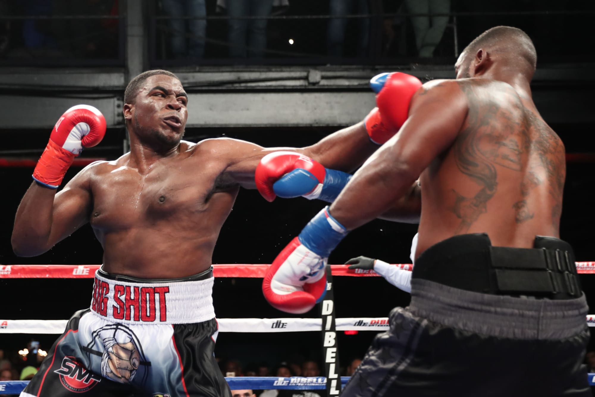 Why heavyweight Stephan Shaw should be on your boxing radar