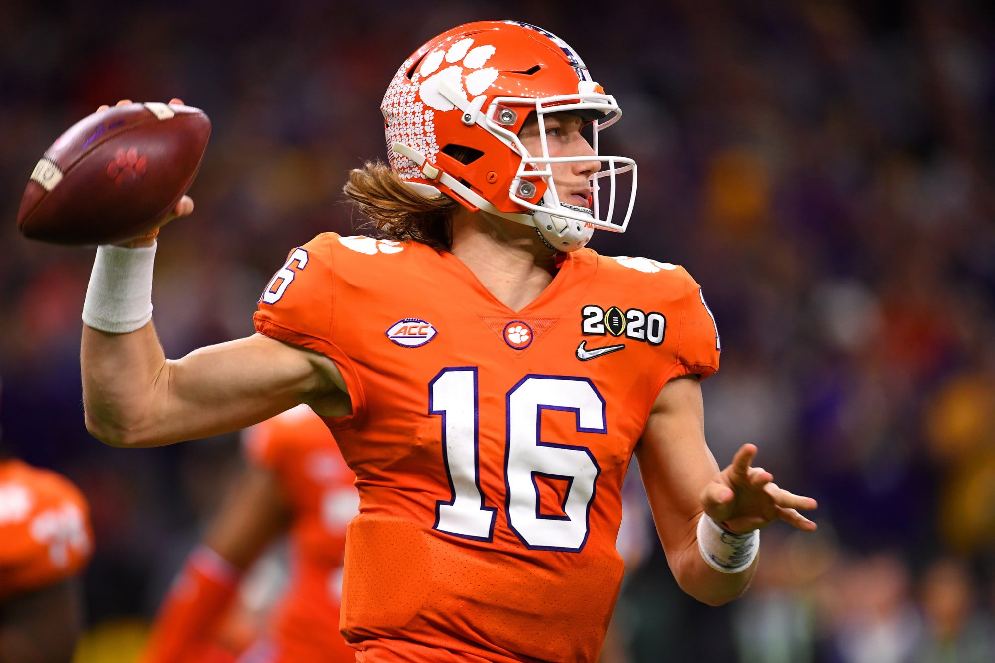 Urban Meyer explains picking Trevor Lawrence over Justin Fields as top college QB