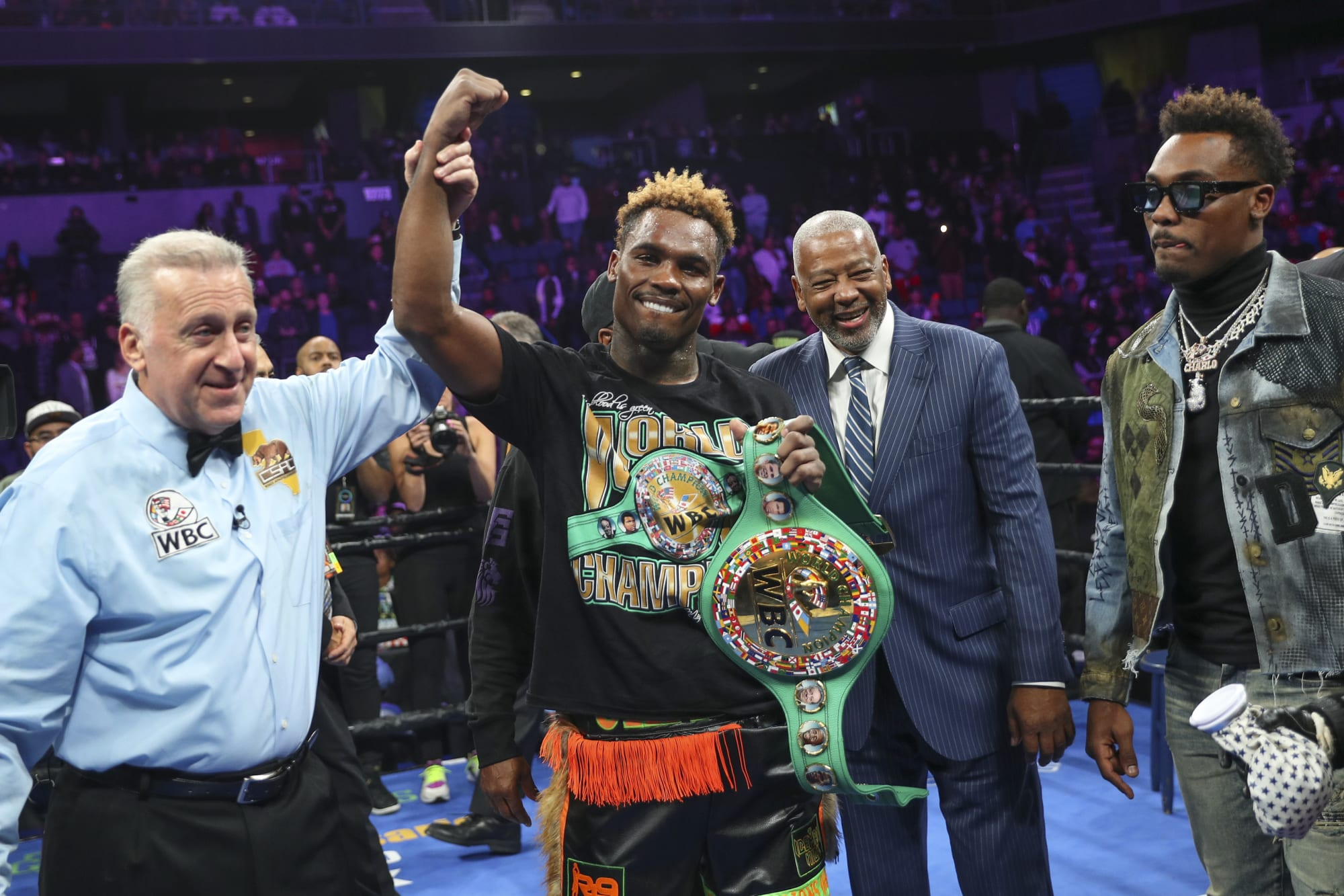 Jermell Charlo battling to be best promoter, not just best fighter