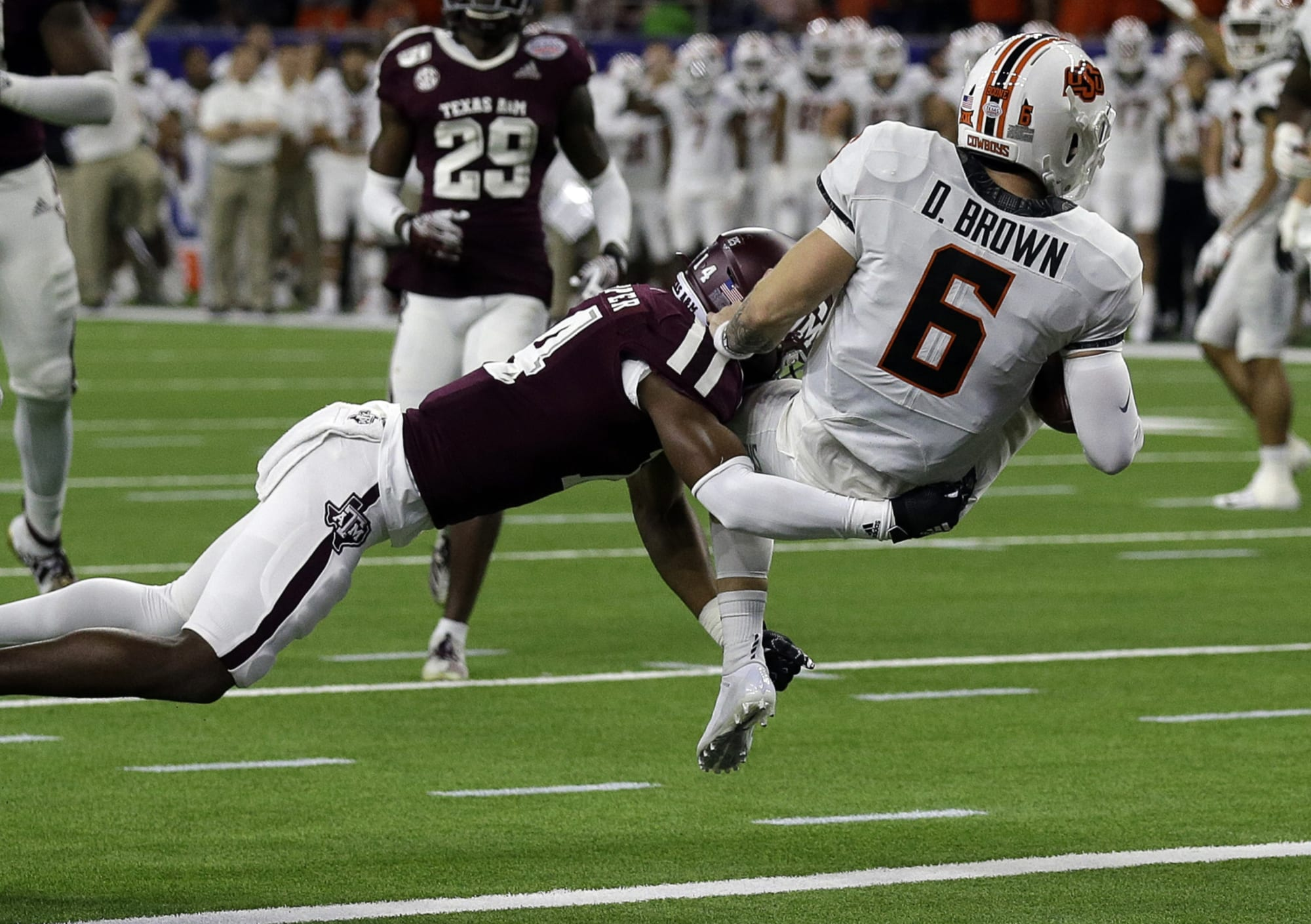 Texas A M Football 5 Bold Predictions For The Aggies In 2020