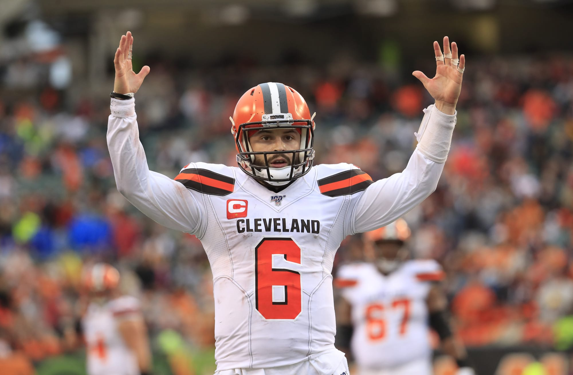Baker Mayfield has 130 million reasons to show out for Browns in 2020