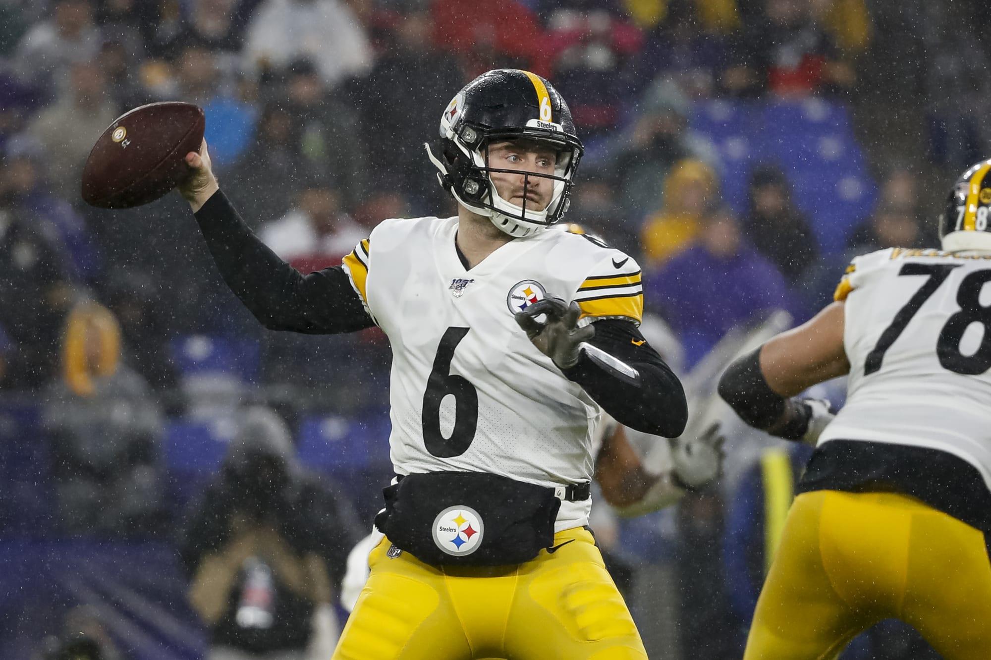 Former Steelers fan favorite Devlin 'Duck' Hodges has a new home