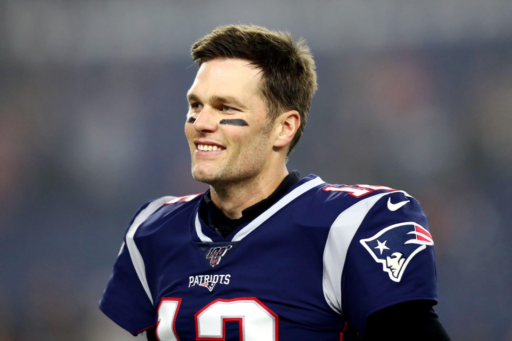 The secret to Tom Brady's success is still having an iPhone 6 Plus
