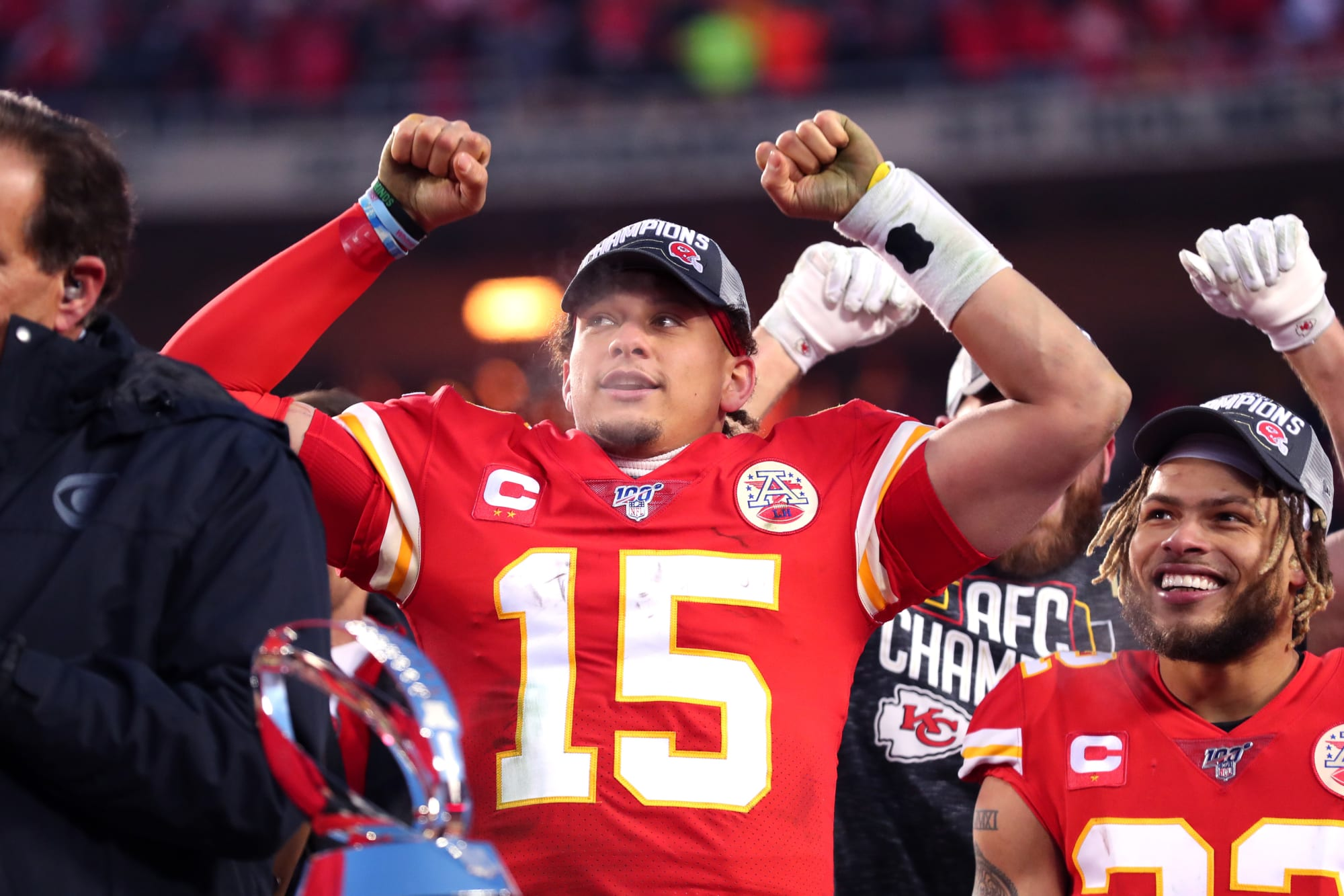 Patrick Mahomes' contract won't hurt the Kansas City Chiefs