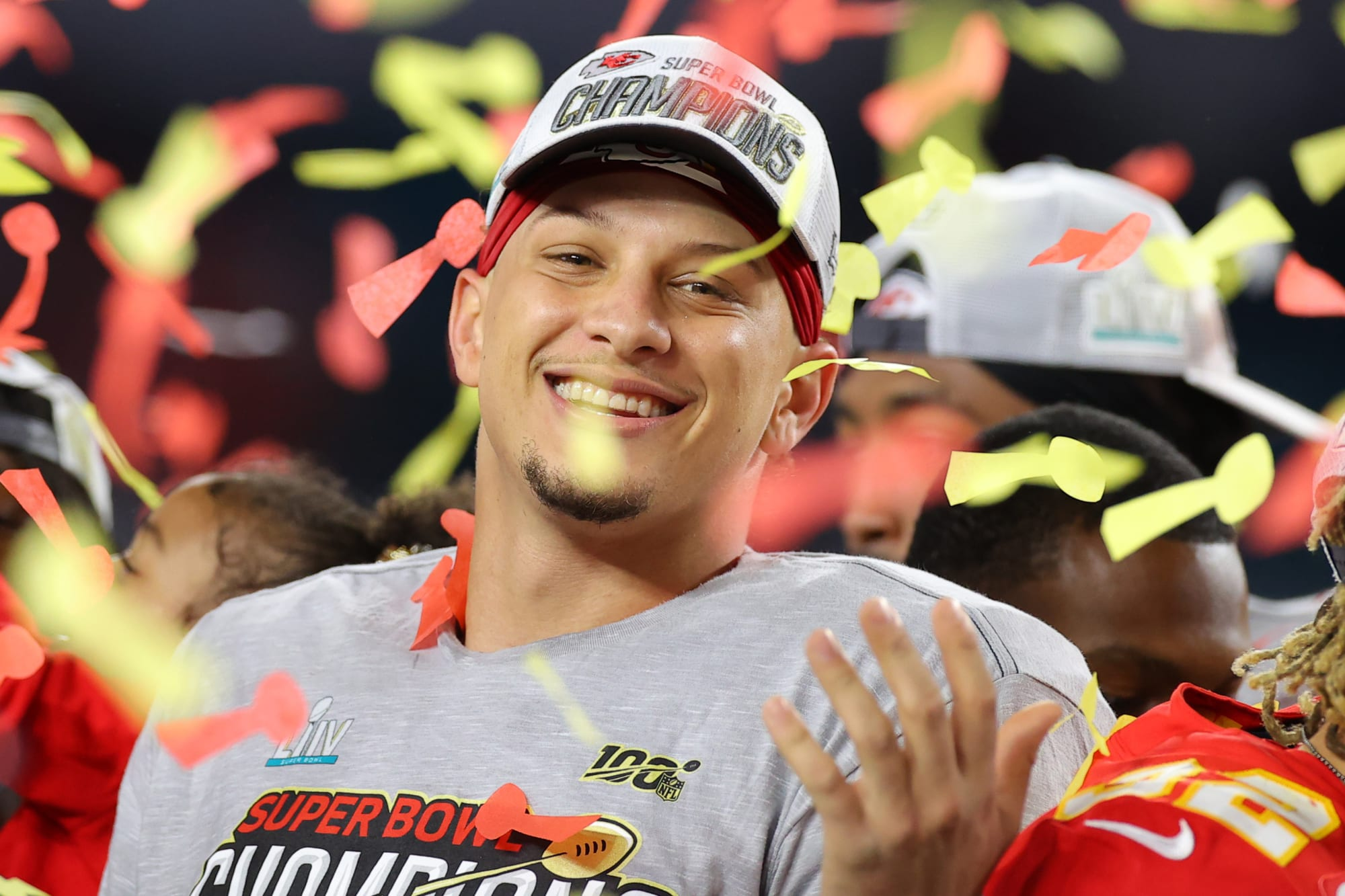Patrick Mahomes says Chiefs offense is back and working