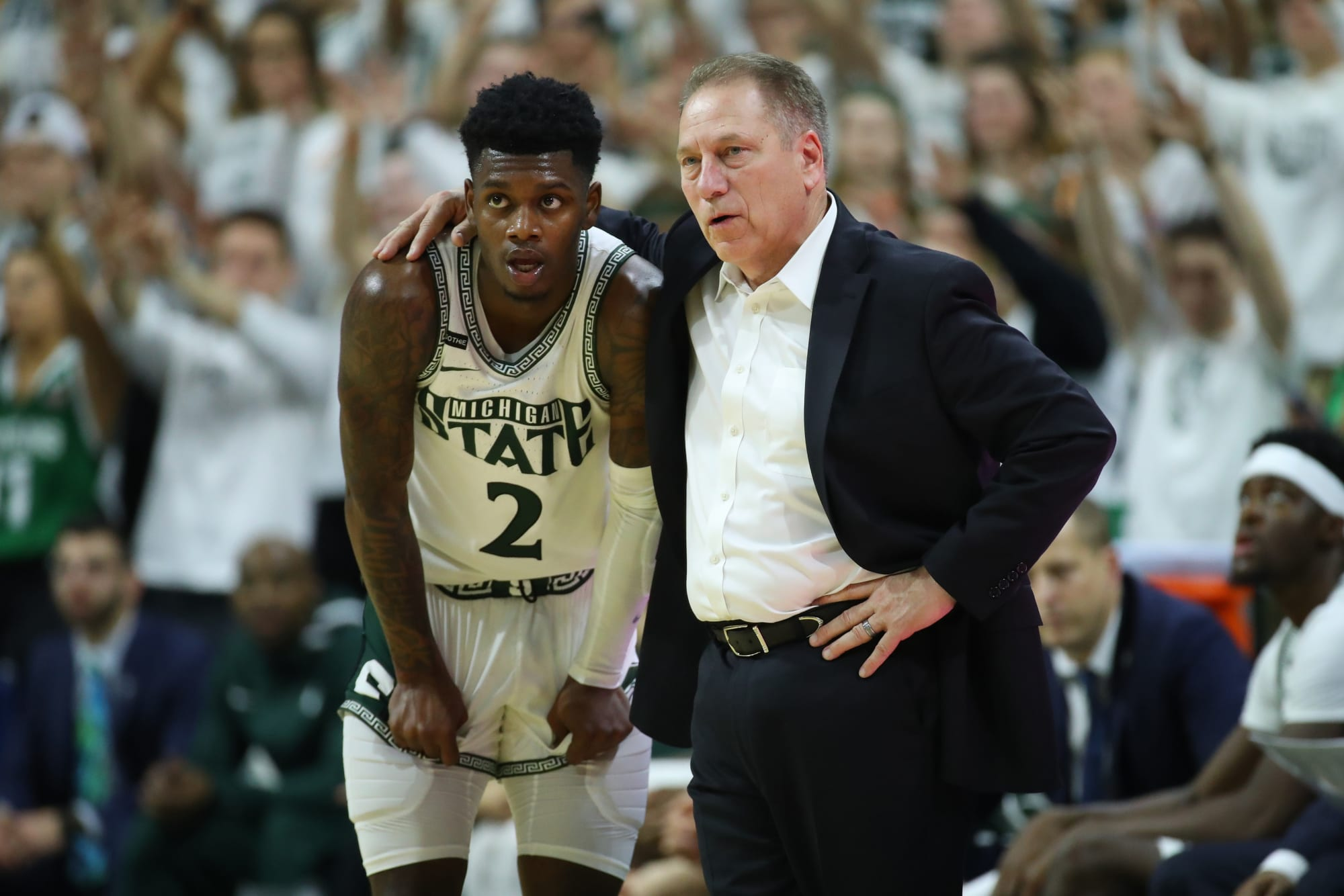 Michigan State basketball: Updated starting lineup predictions for Spartans