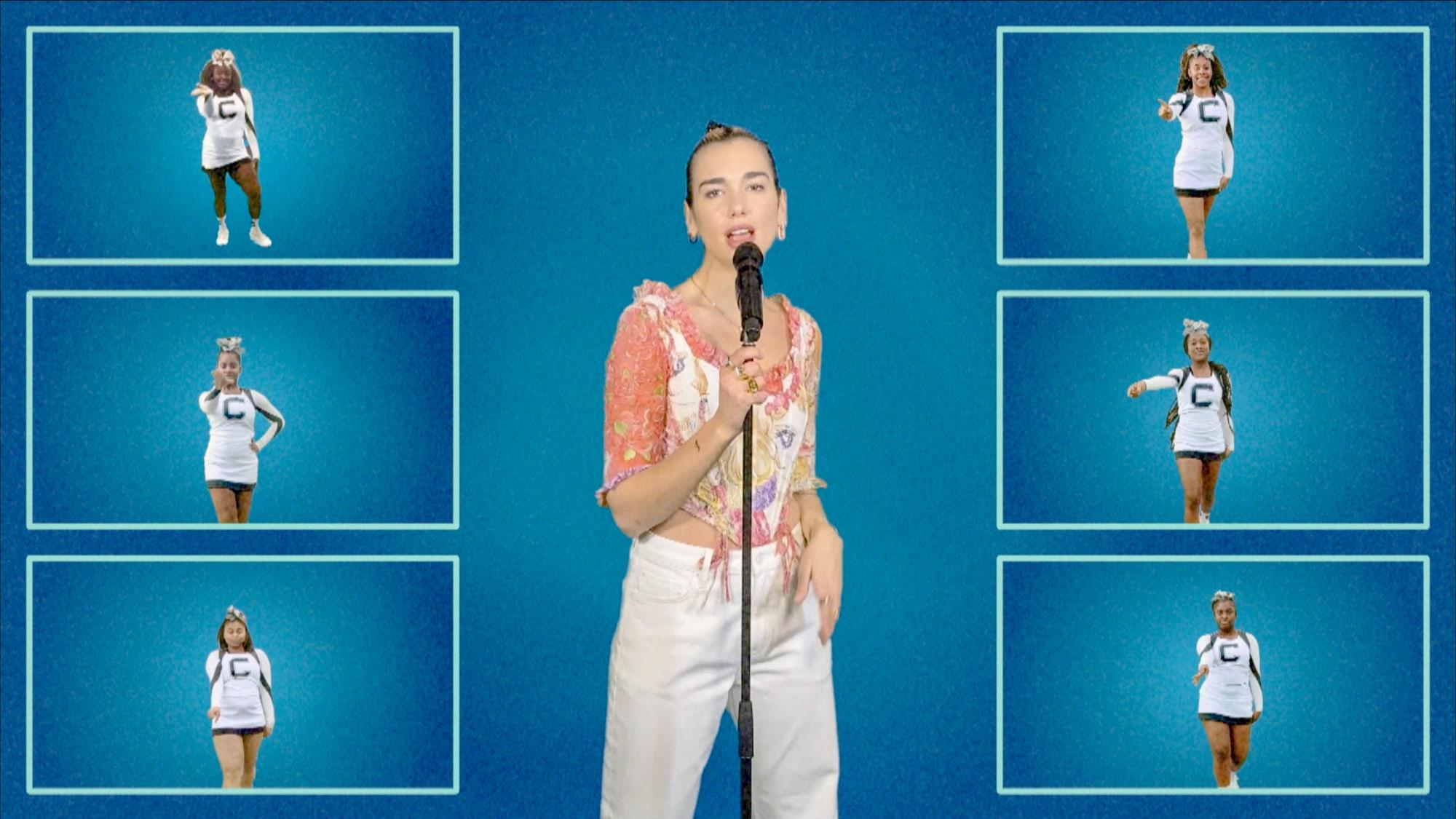 Decoding the clues to Dua Lipa's Club Future Nostalgia remix album