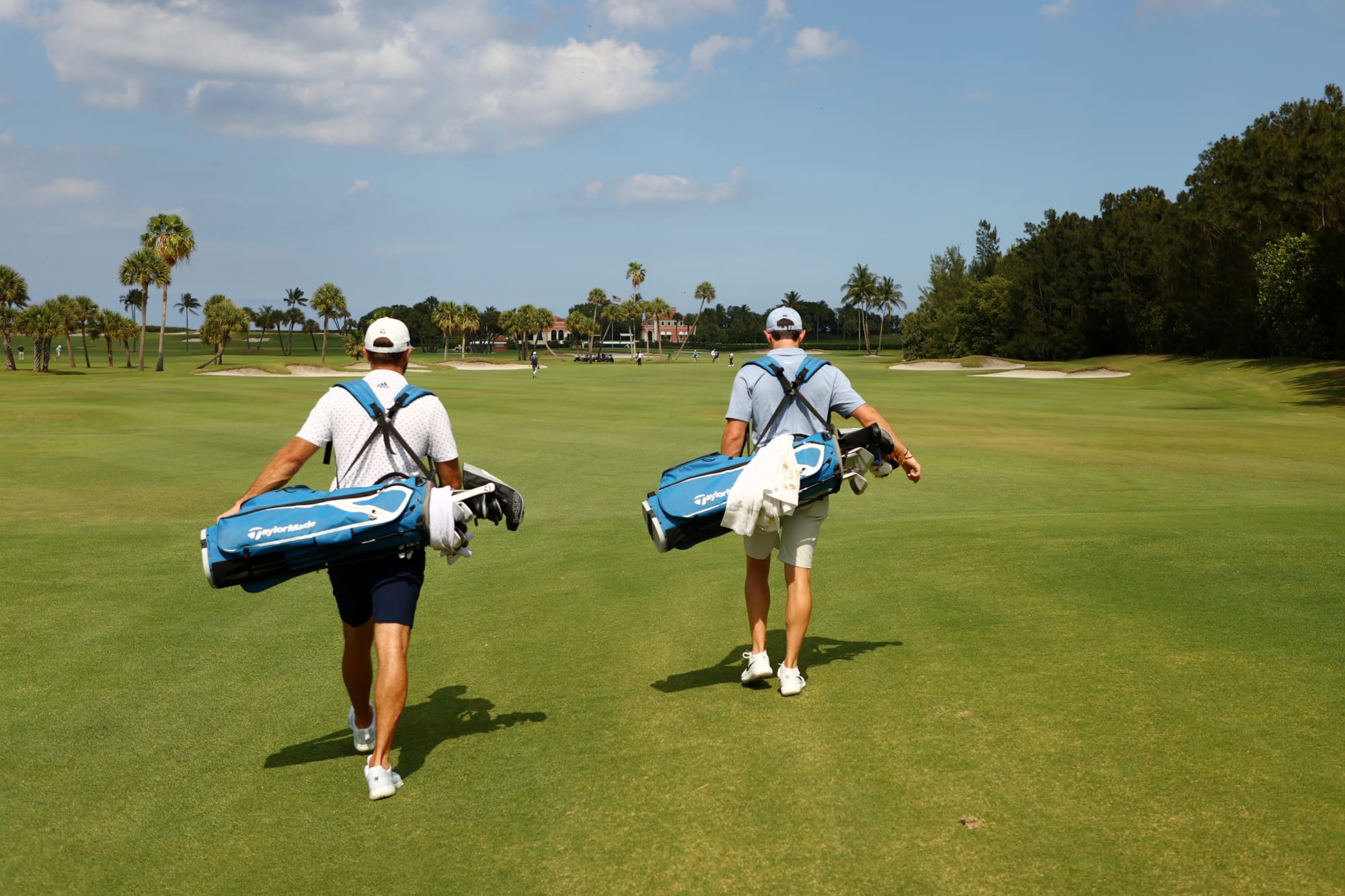 The Match will show off what golf's 'new normal' looks like