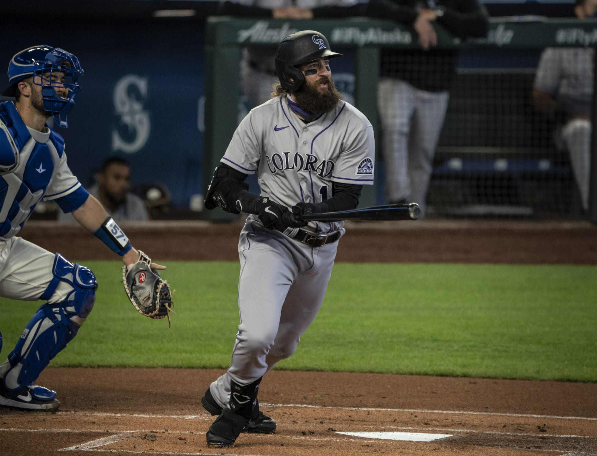 Charlie Blackmon thinks his own batting title should get an asterisk