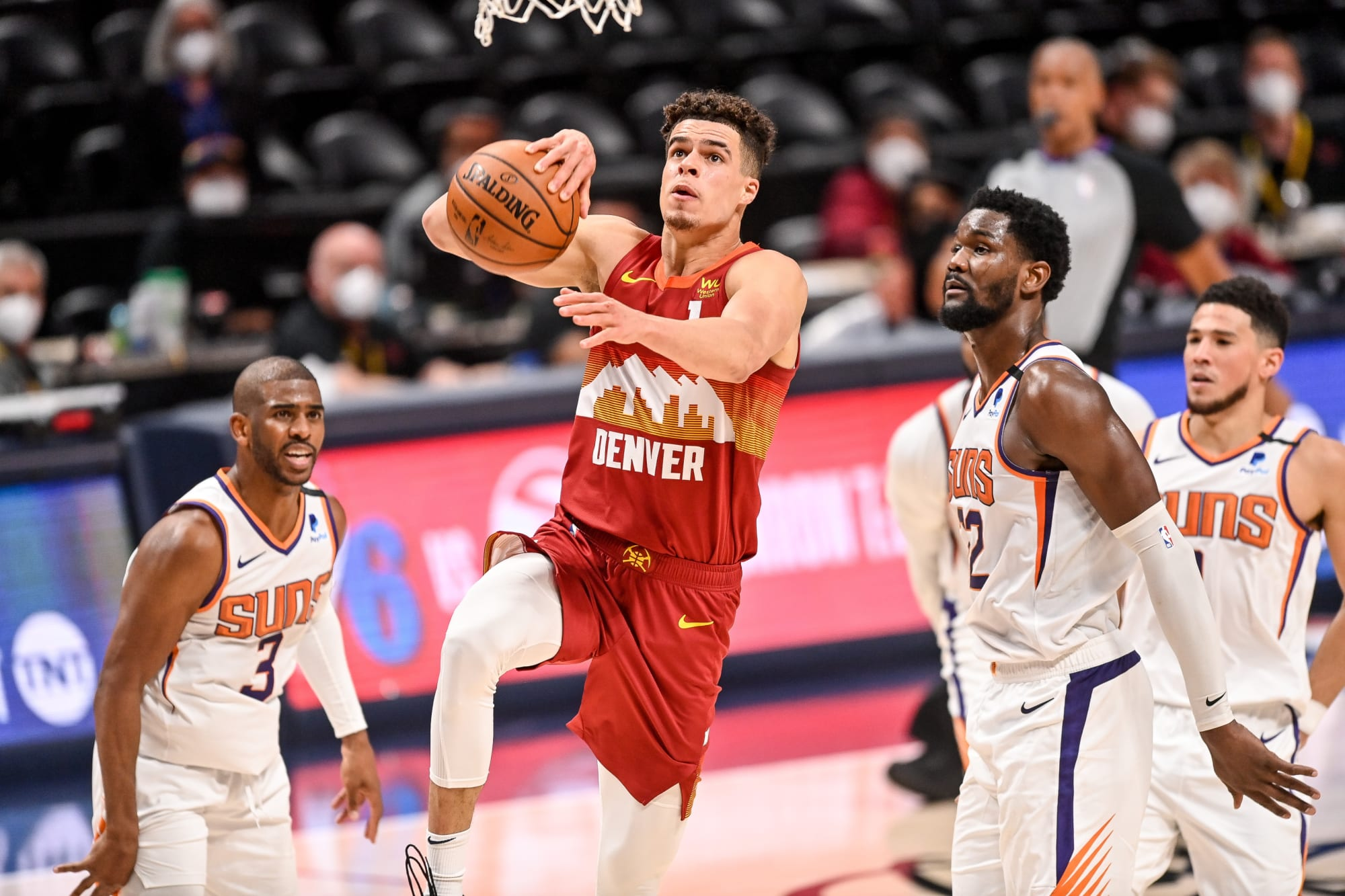 Michael Porter Jr believes Nuggets can be the best team in the NBA - FanSided
