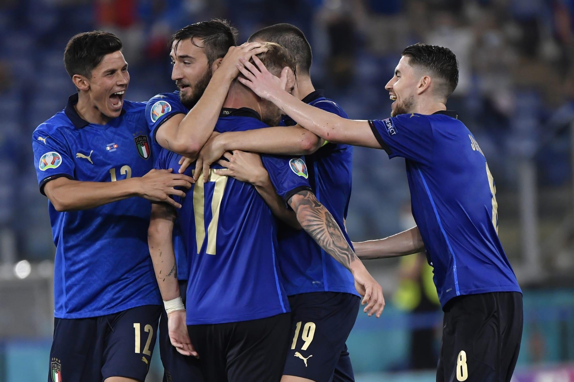 Euro 2020 power rankings: Can anyone beat Italy?