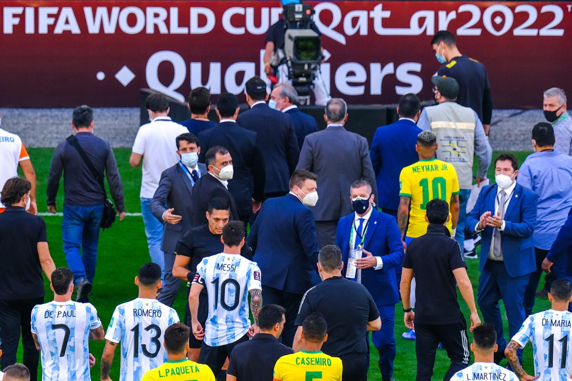La pandemia pone en riesgo las eliminatorias mundialistas tras la suspensión Brasil-Argentina