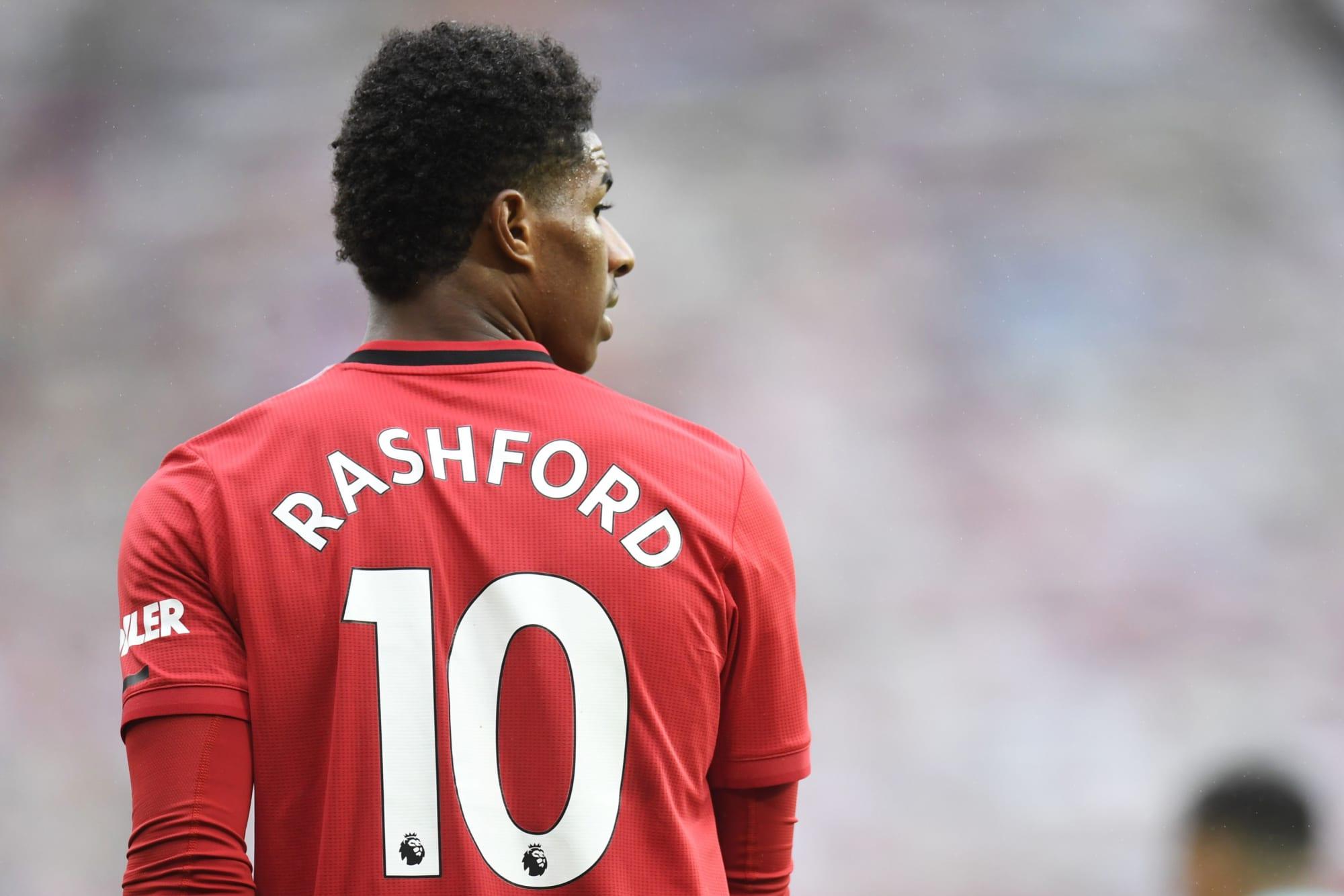 Manchester United won't entertain PSG's interest in Marcus Rashford