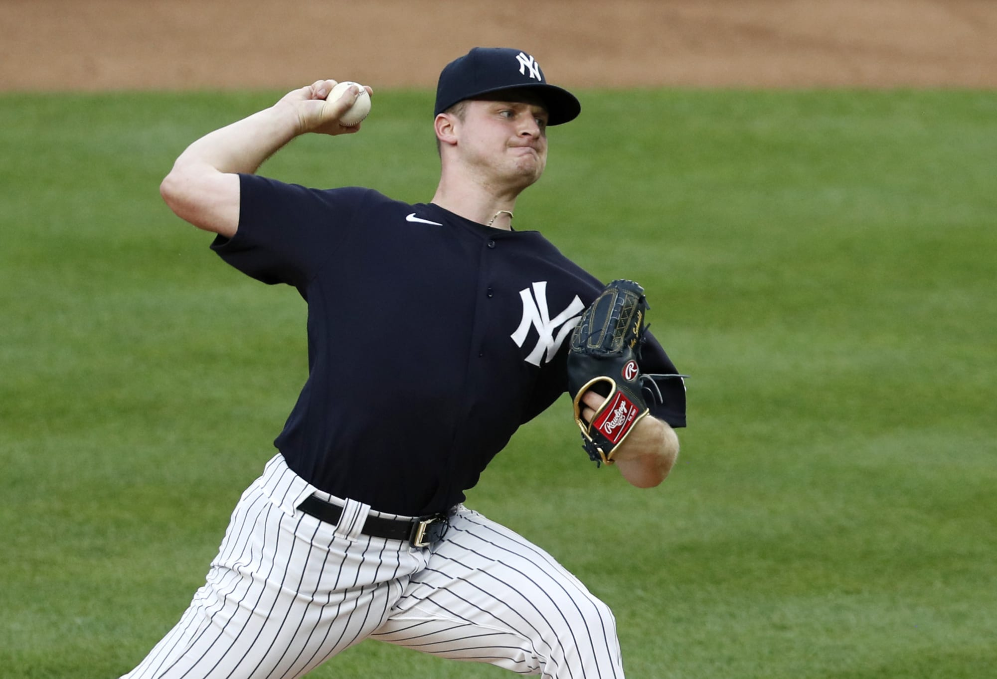 It's time for the Yankees to finally call up Clarke Schmidt