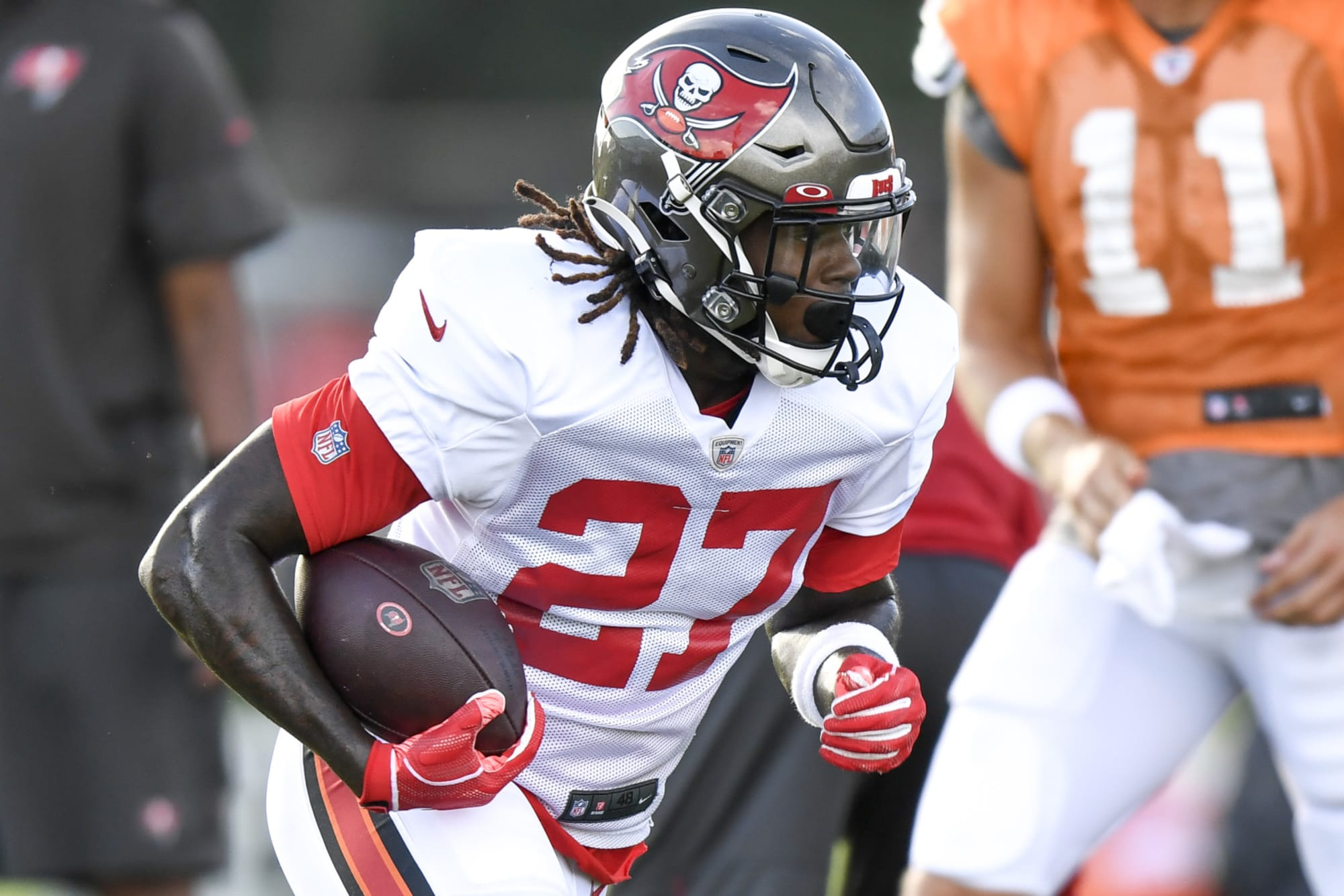 Ronald Jones finally appears ready to break out for the Buccaneers