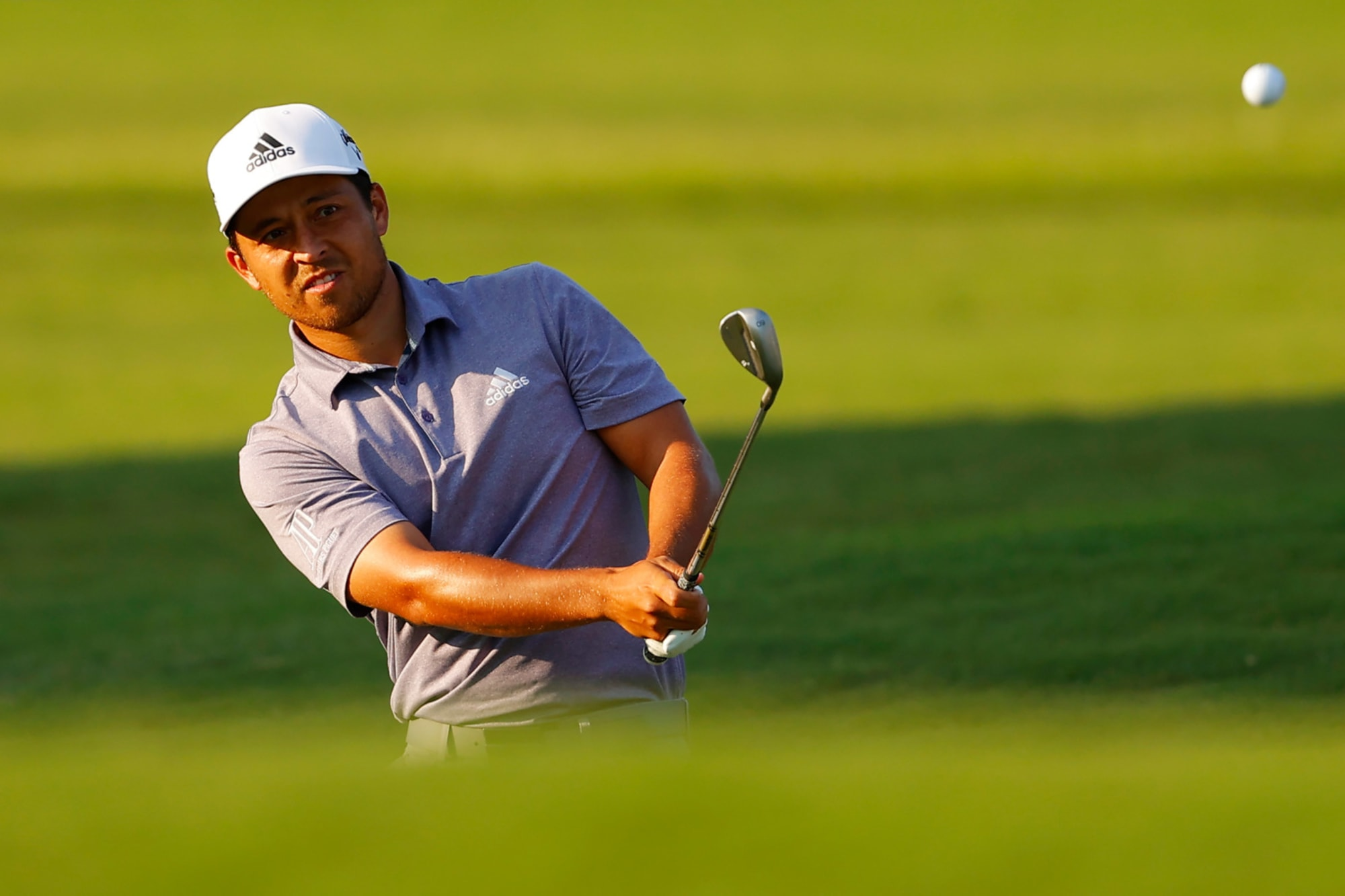 Xander Schauffele enjoys his 2020 golf time with Tiger Woods