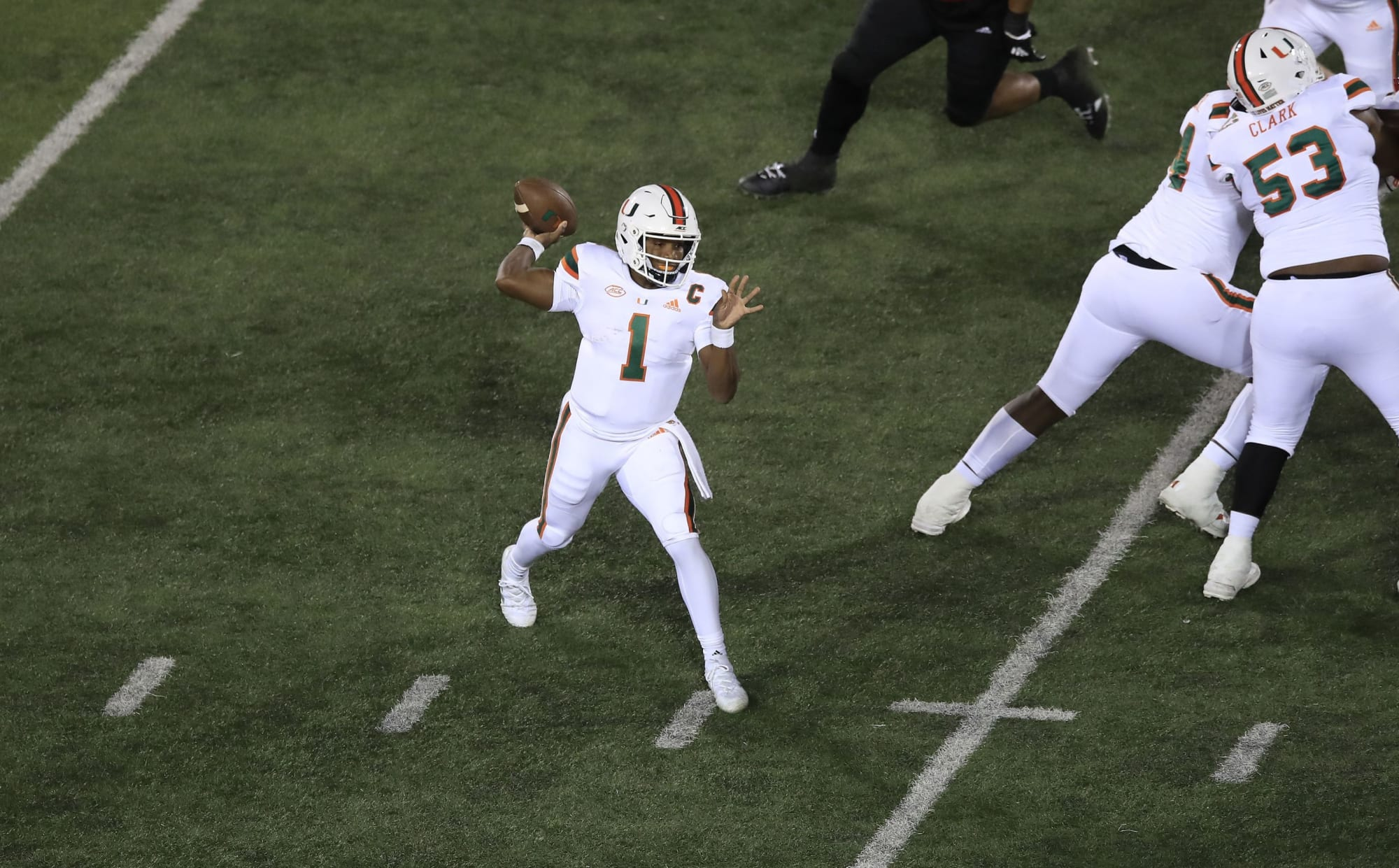 Miami football: D'Eriq King making miraculous recovery from ACL tear