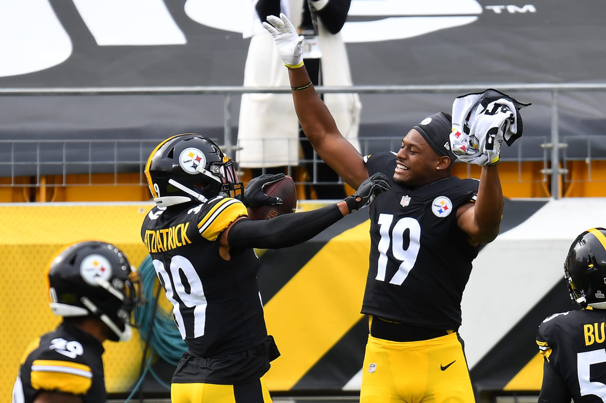 Steelers might have exposed the Browns as pretenders